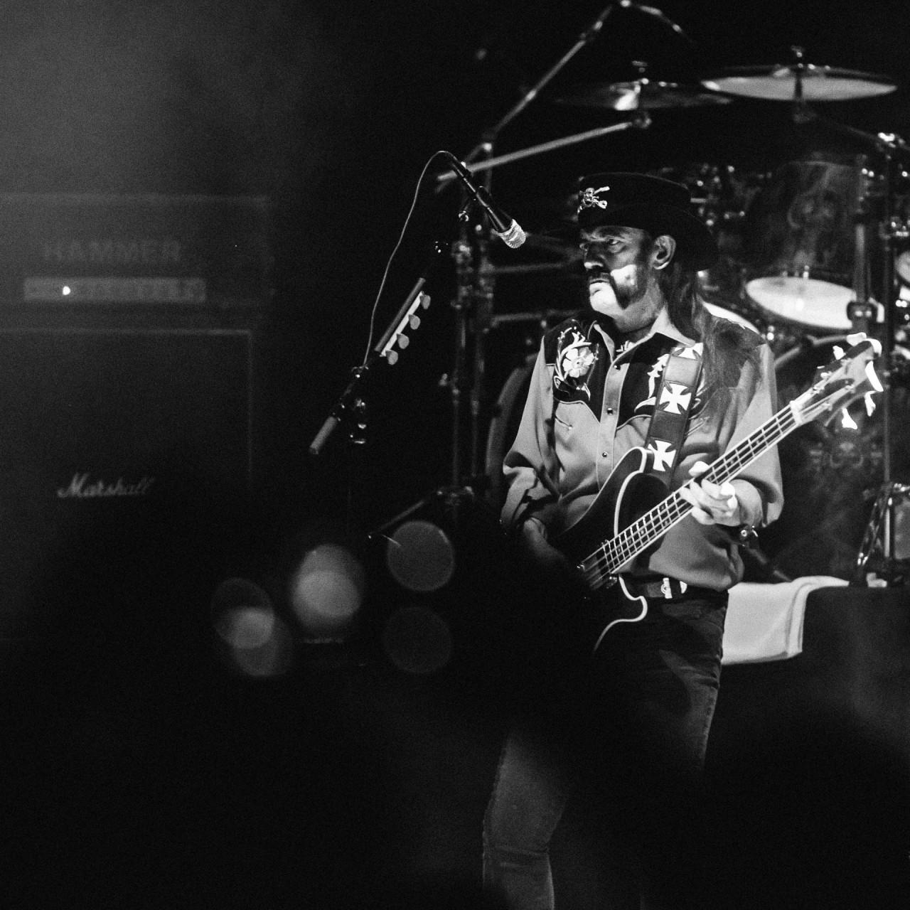 Motörhead photo by Sean Molin 8