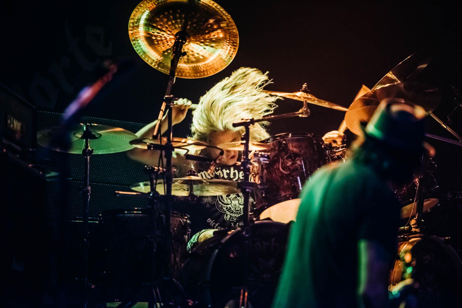 Motörhead photo by Sean Molin 9