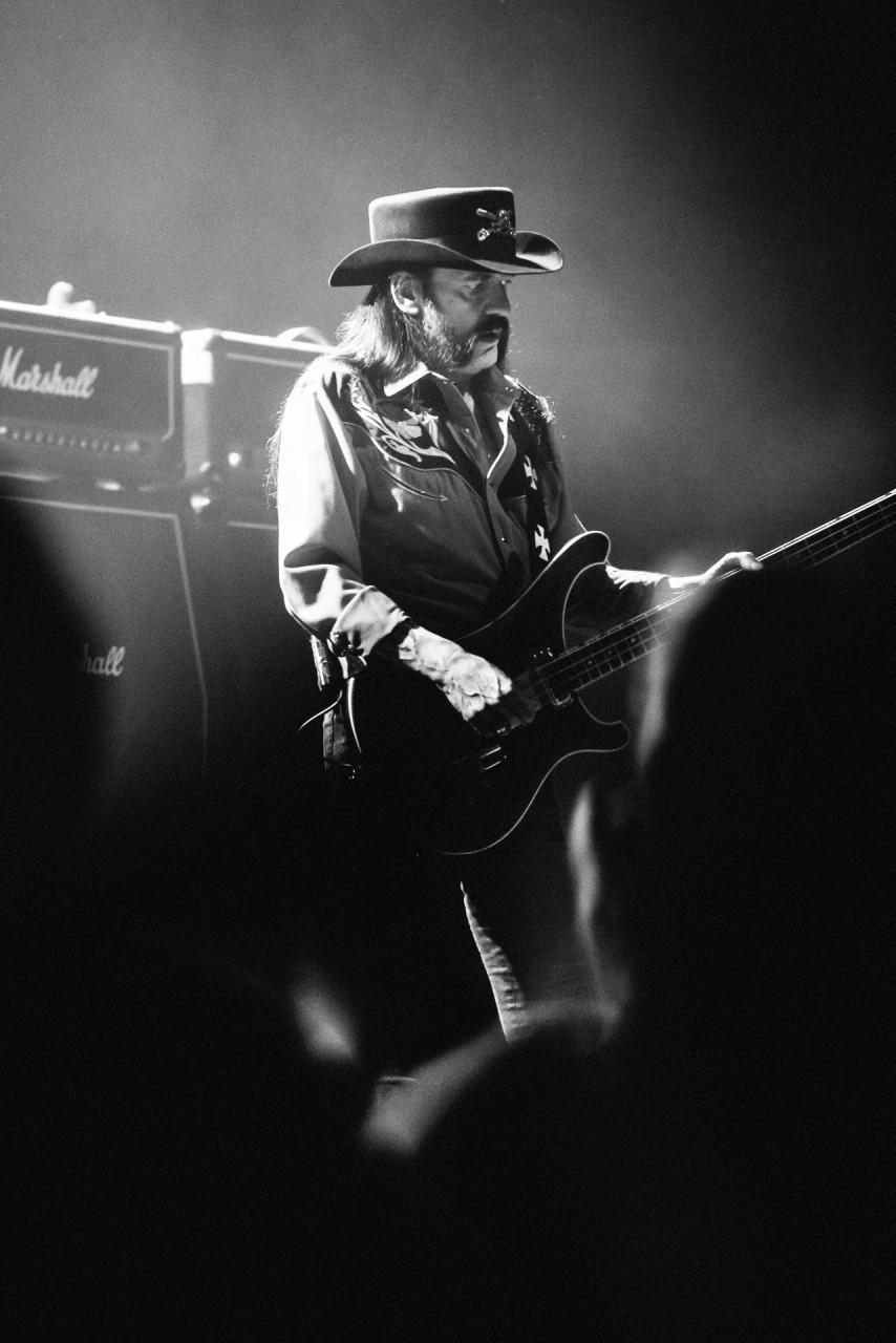 Motörhead photo by Sean Molin 12