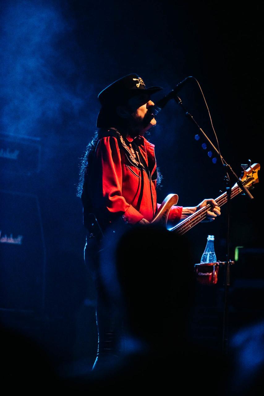 Motörhead photo by Sean Molin 17