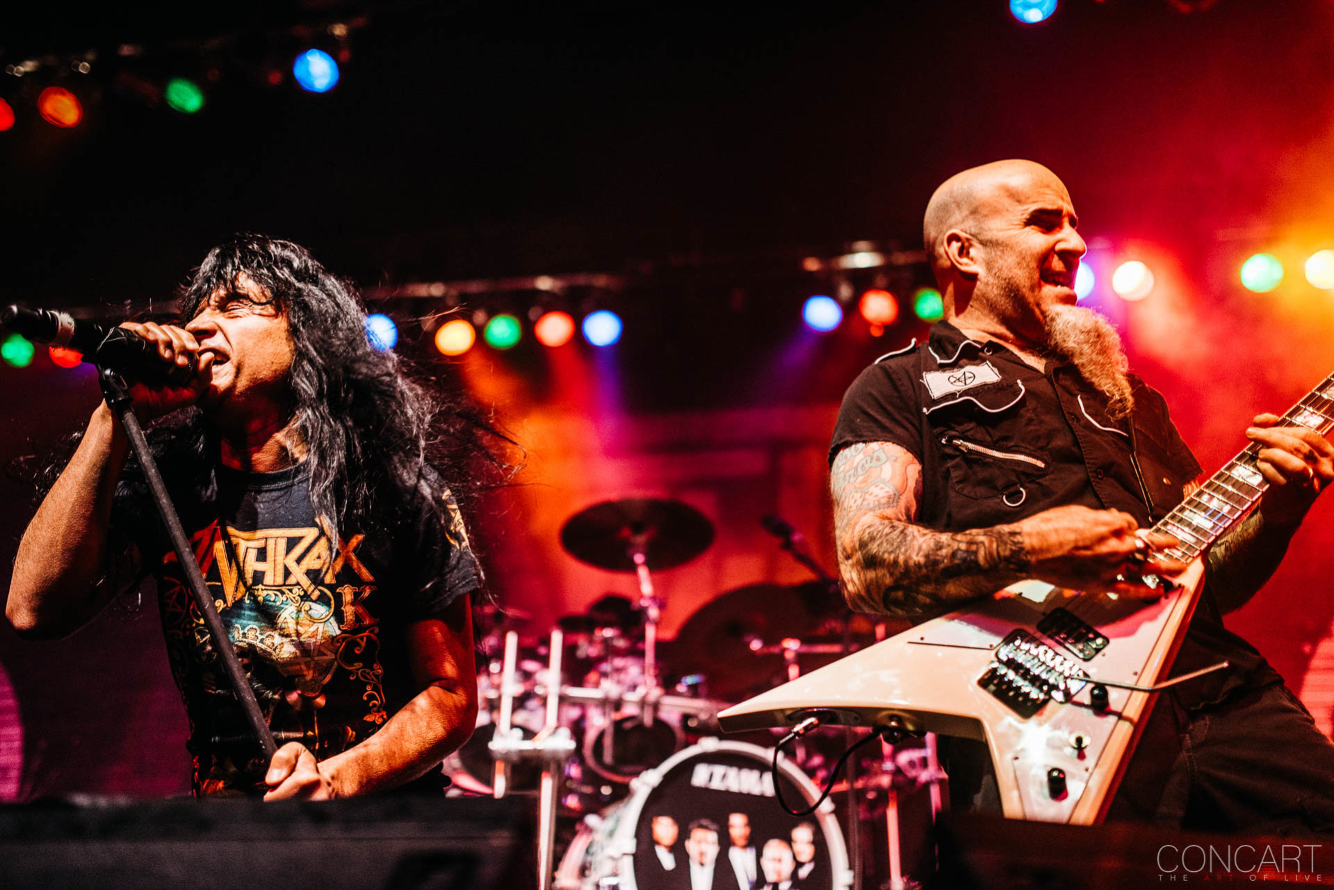Anthrax photo by Sean Molin 1