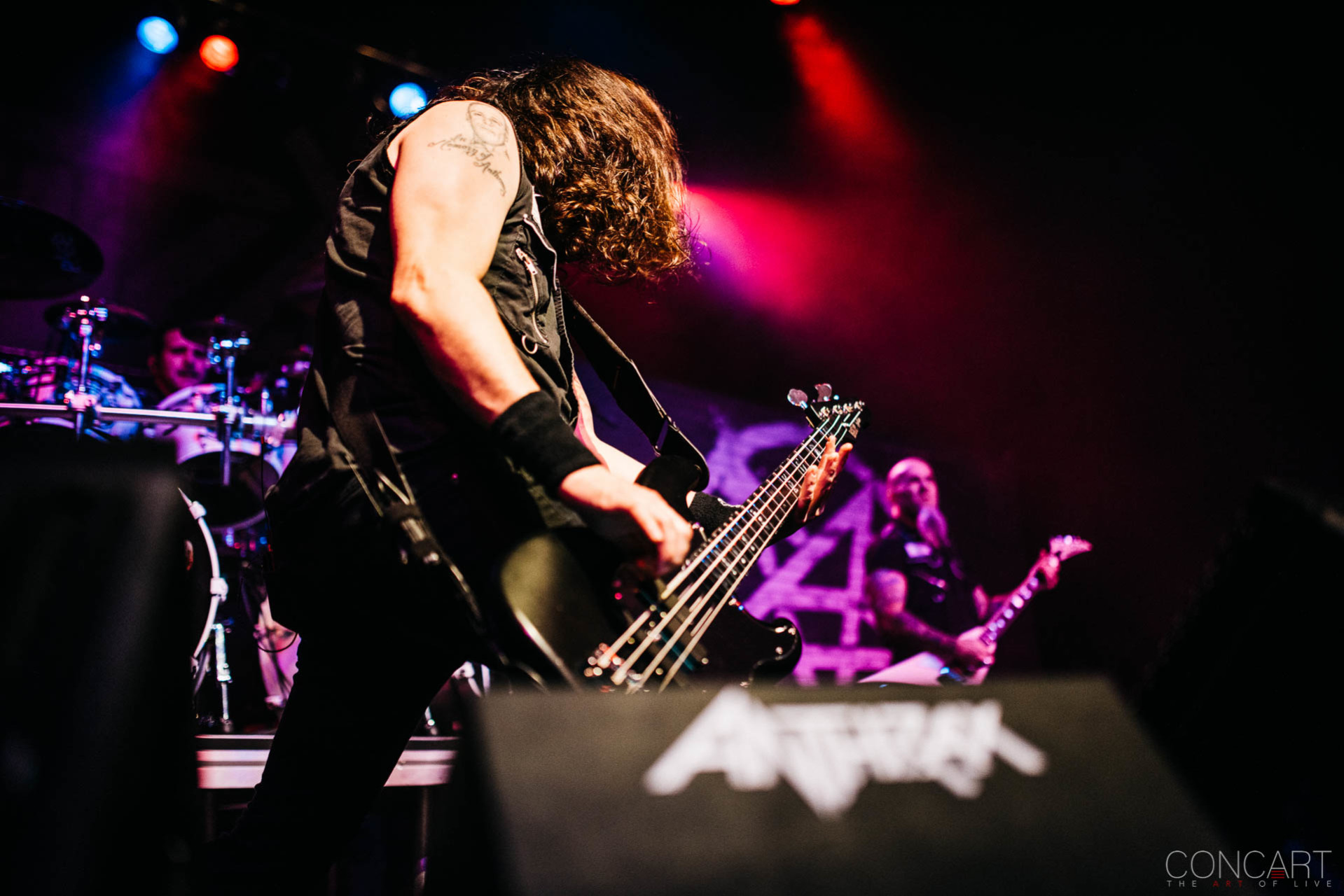 Anthrax photo by Sean Molin 9