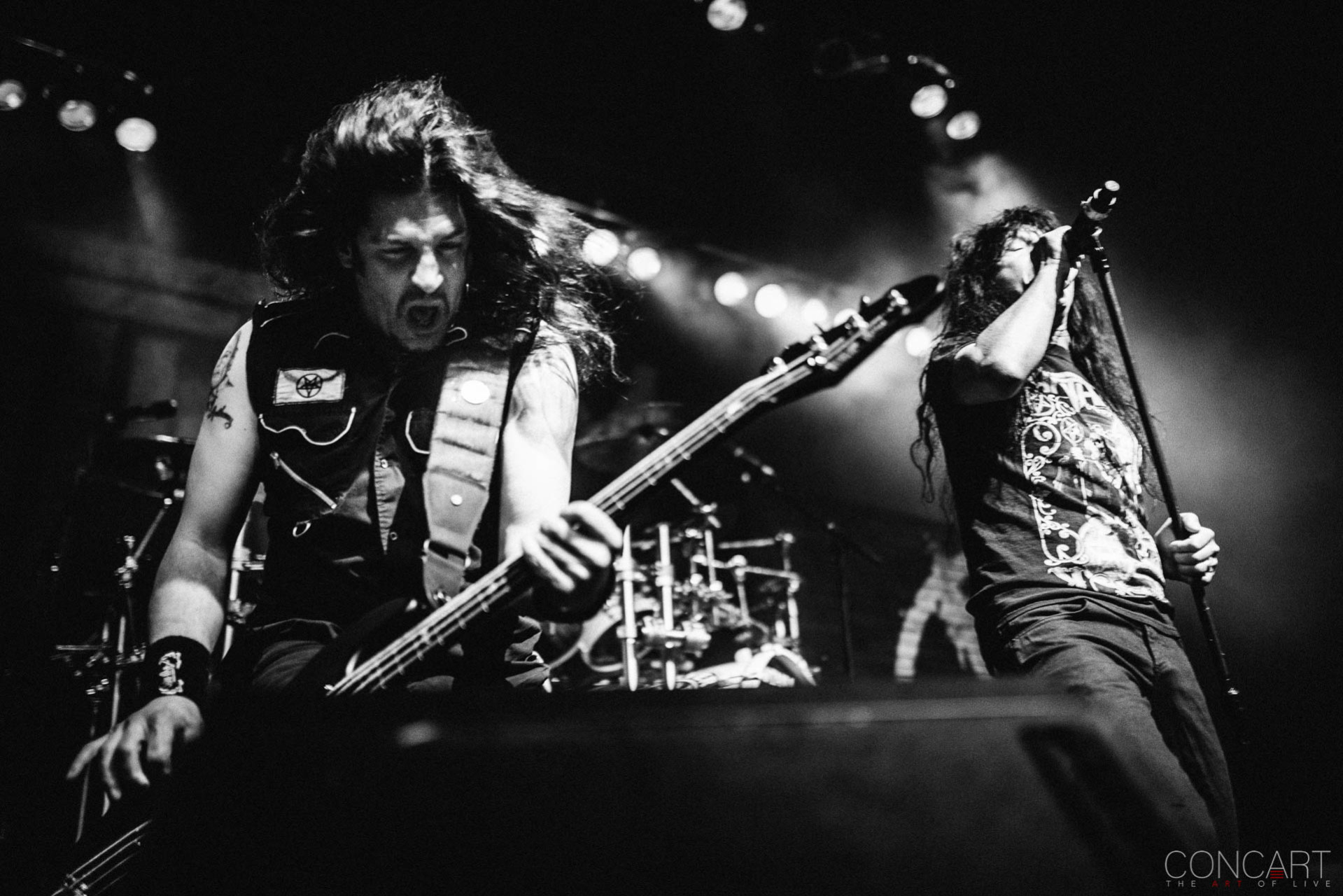 Anthrax photo by Sean Molin 14