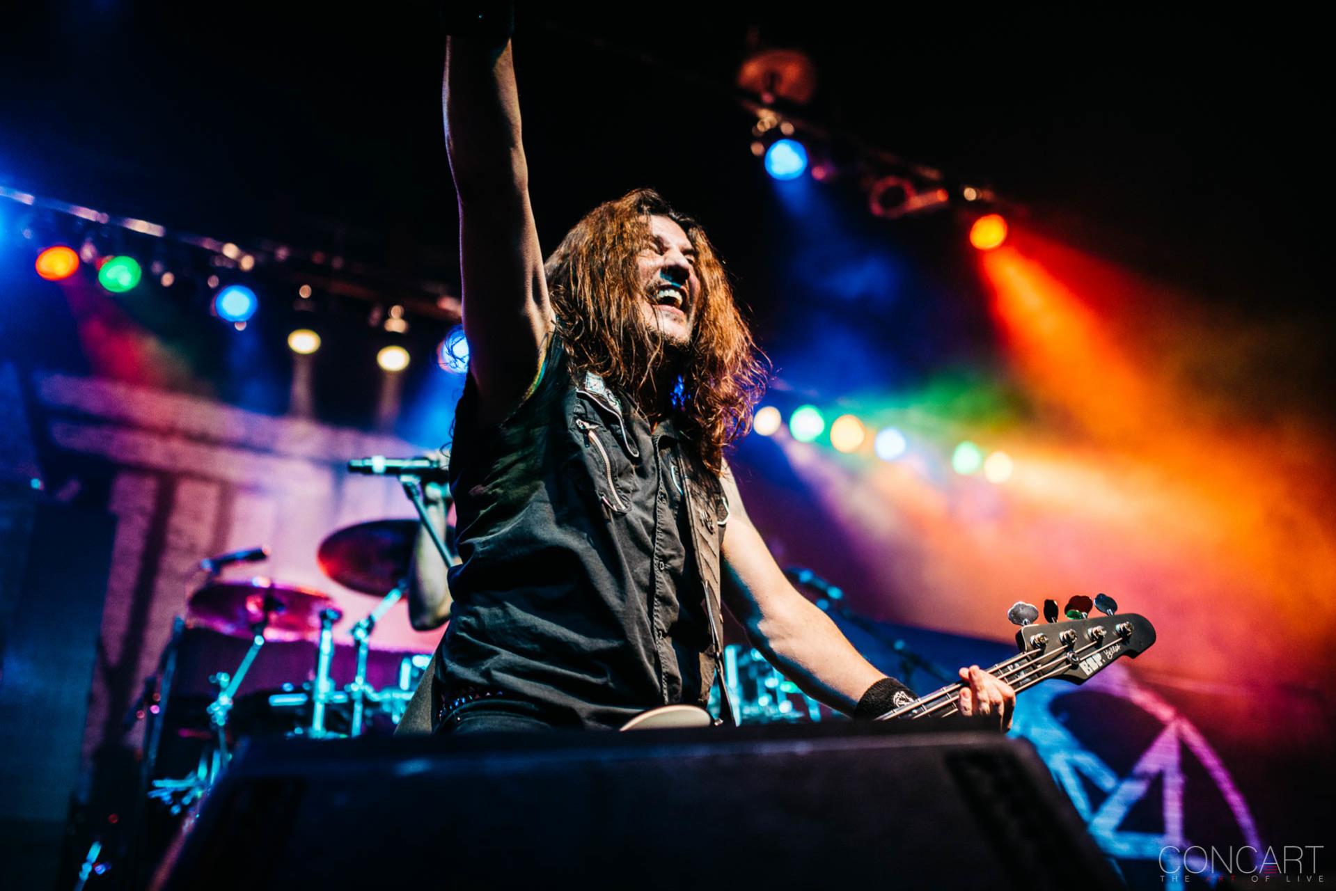 Anthrax photo by Sean Molin 24