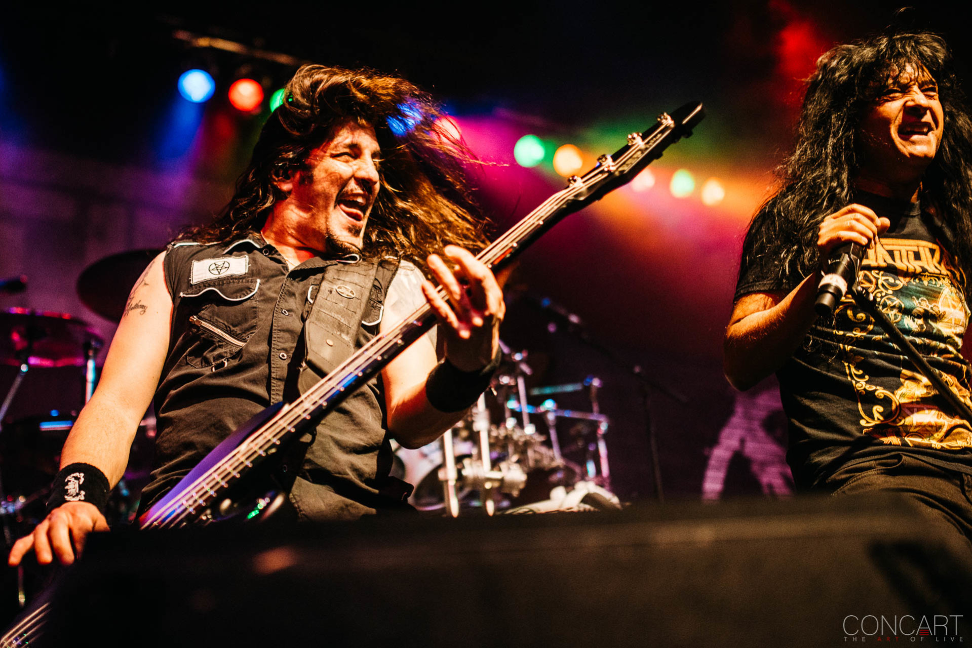 Anthrax photo by Sean Molin 27