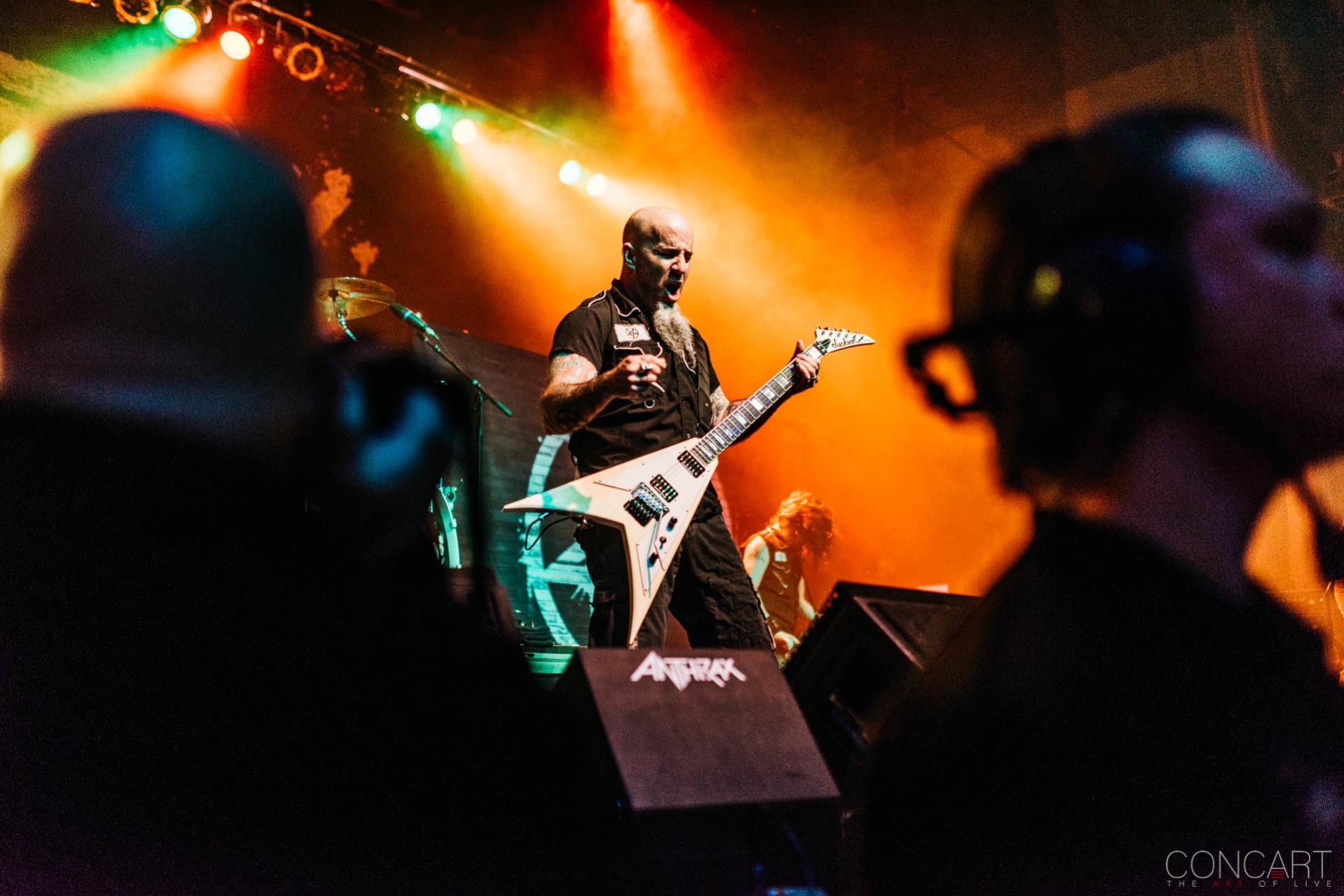 Anthrax photo by Sean Molin 31