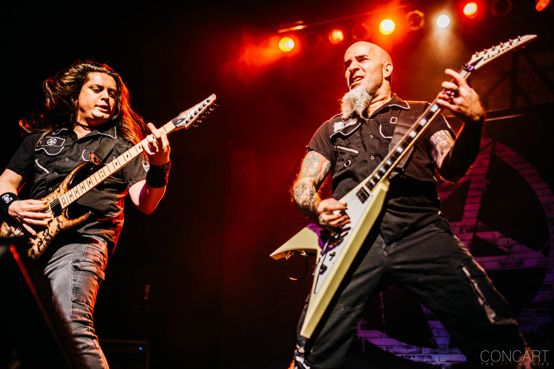 Anthrax photo by Sean Molin 32