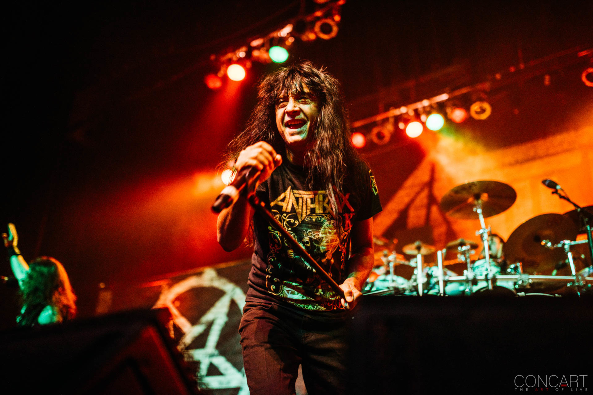 Anthrax photo by Sean Molin 35