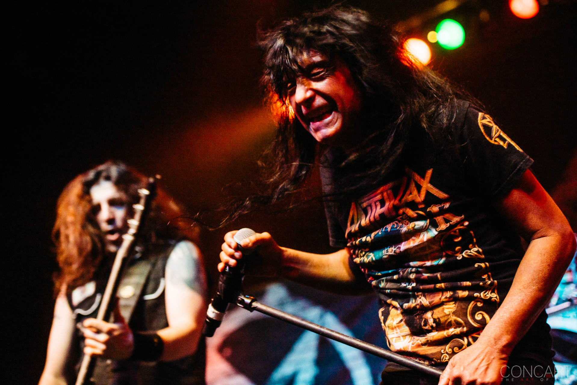 Anthrax photo by Sean Molin 38