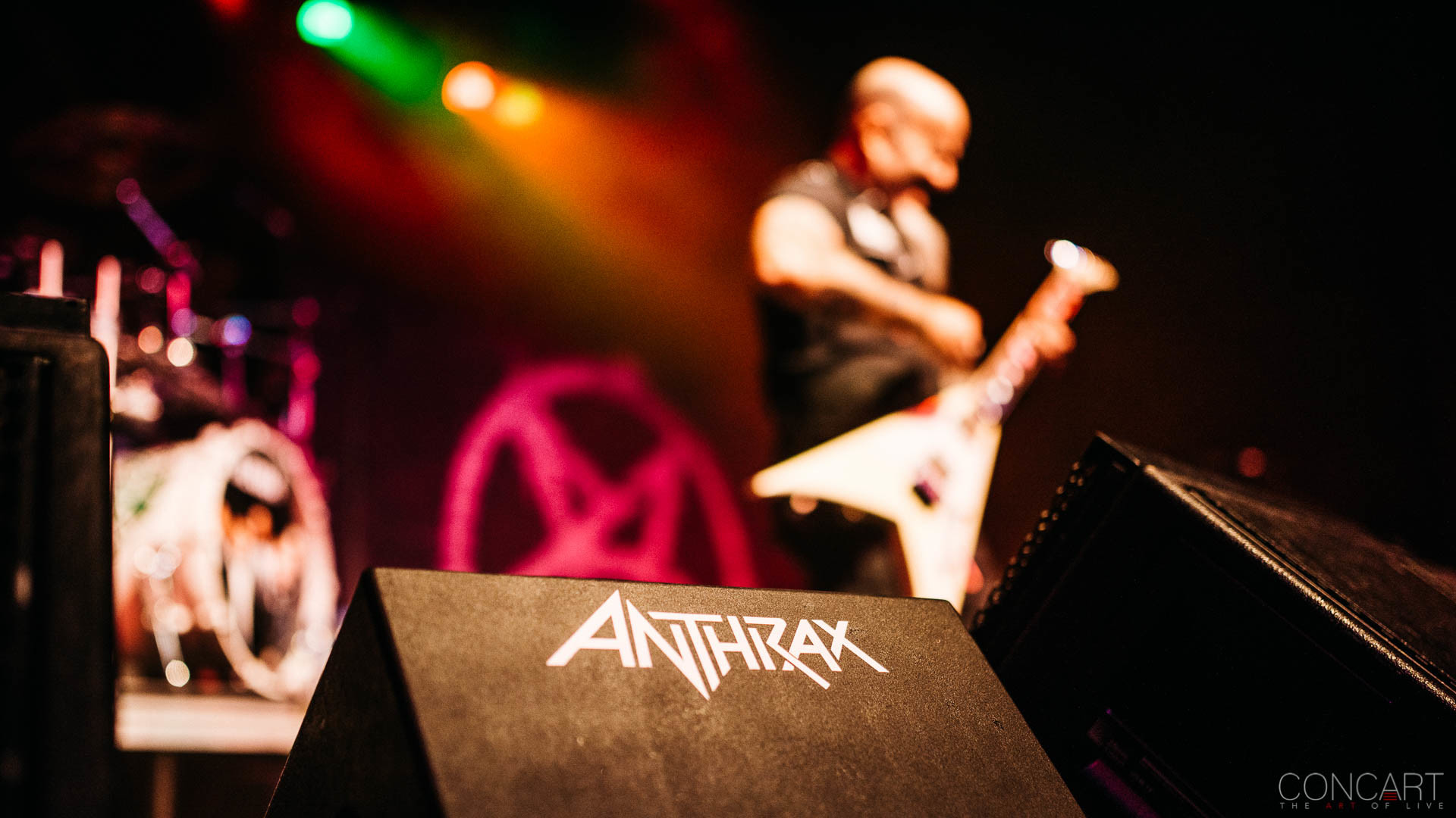 Anthrax photo by Sean Molin 45