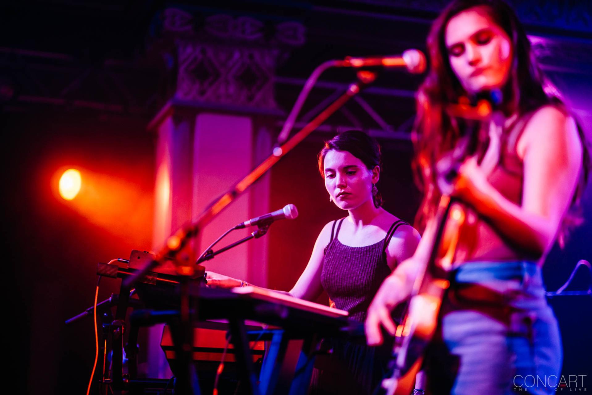 Lily & Madeleine photo by Sean Molin