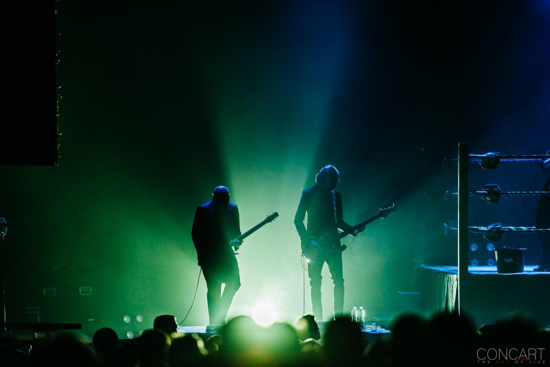 Puscifer photo by Sean Molin