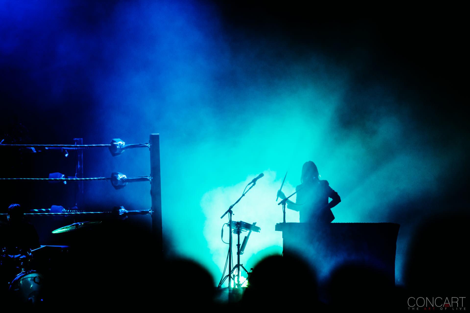 Puscifer photo by Sean Molin 3