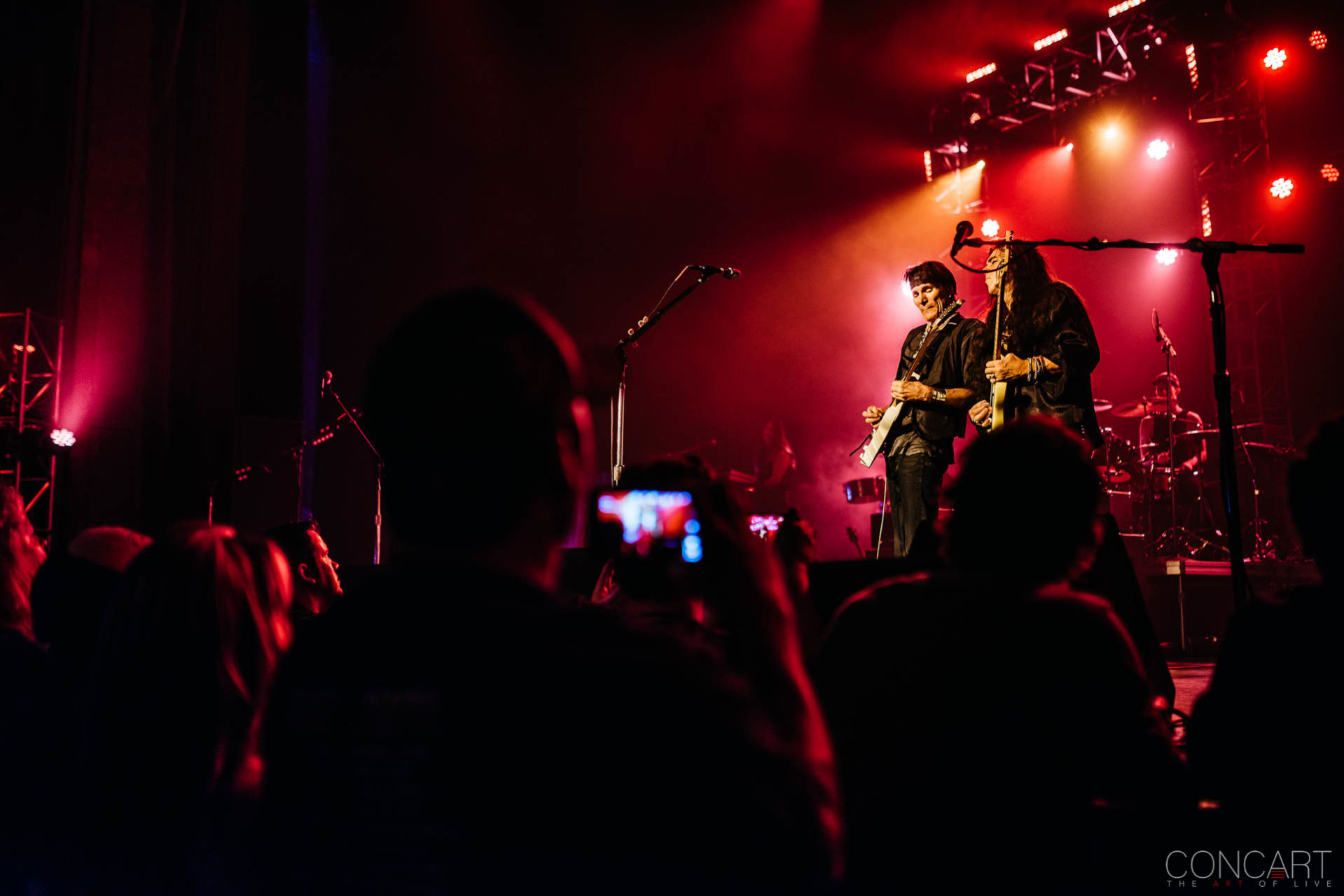 Steve Vai photo by Sean Molin 4