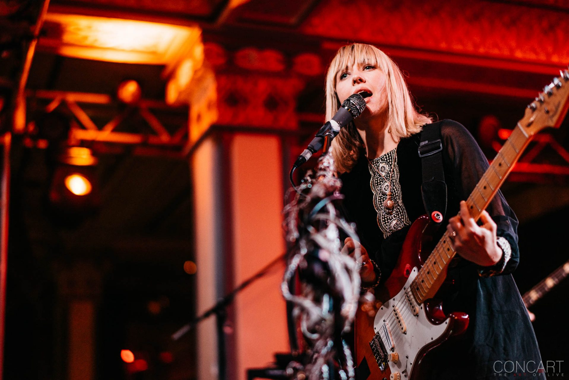 The Joy Formidable photo by Sean Molin 1