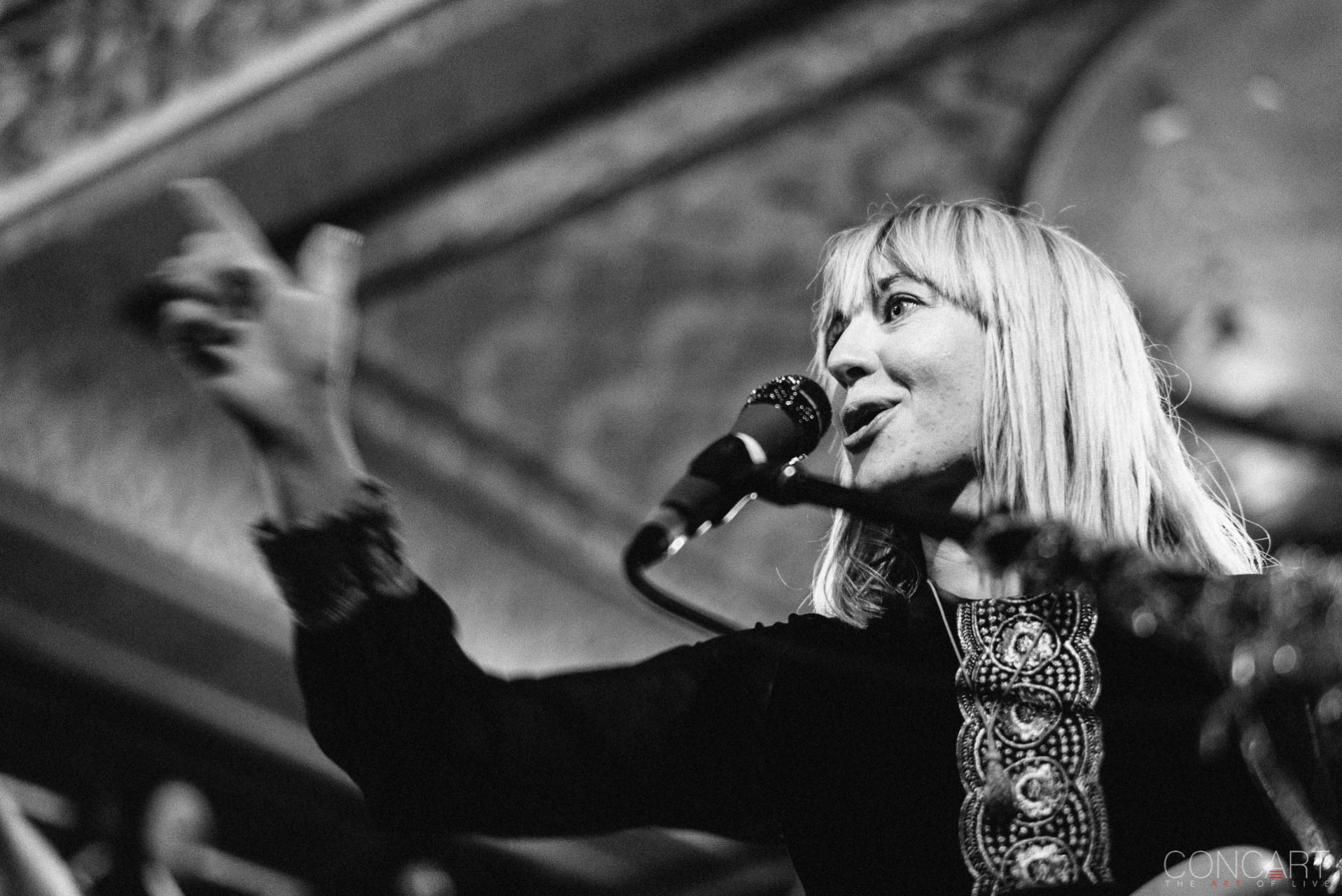 The Joy Formidable photo by Sean Molin 3