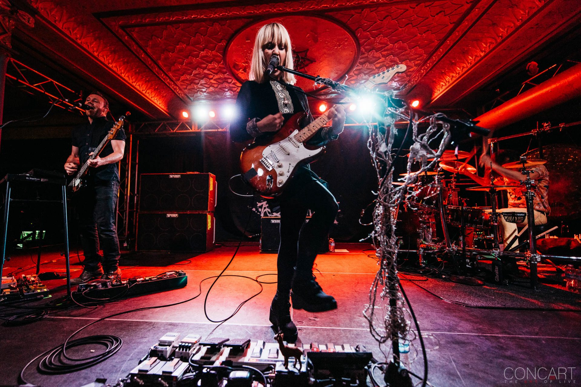 The Joy Formidable photo by Sean Molin 10