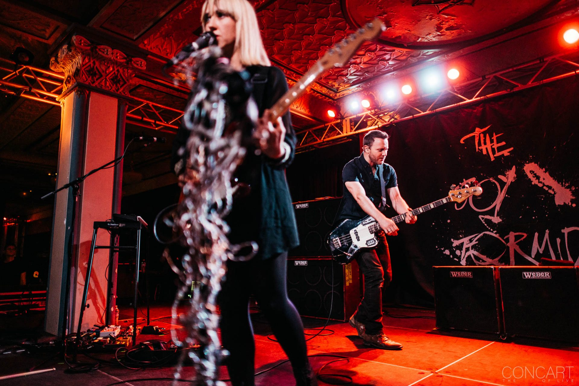 The Joy Formidable photo by Sean Molin 19