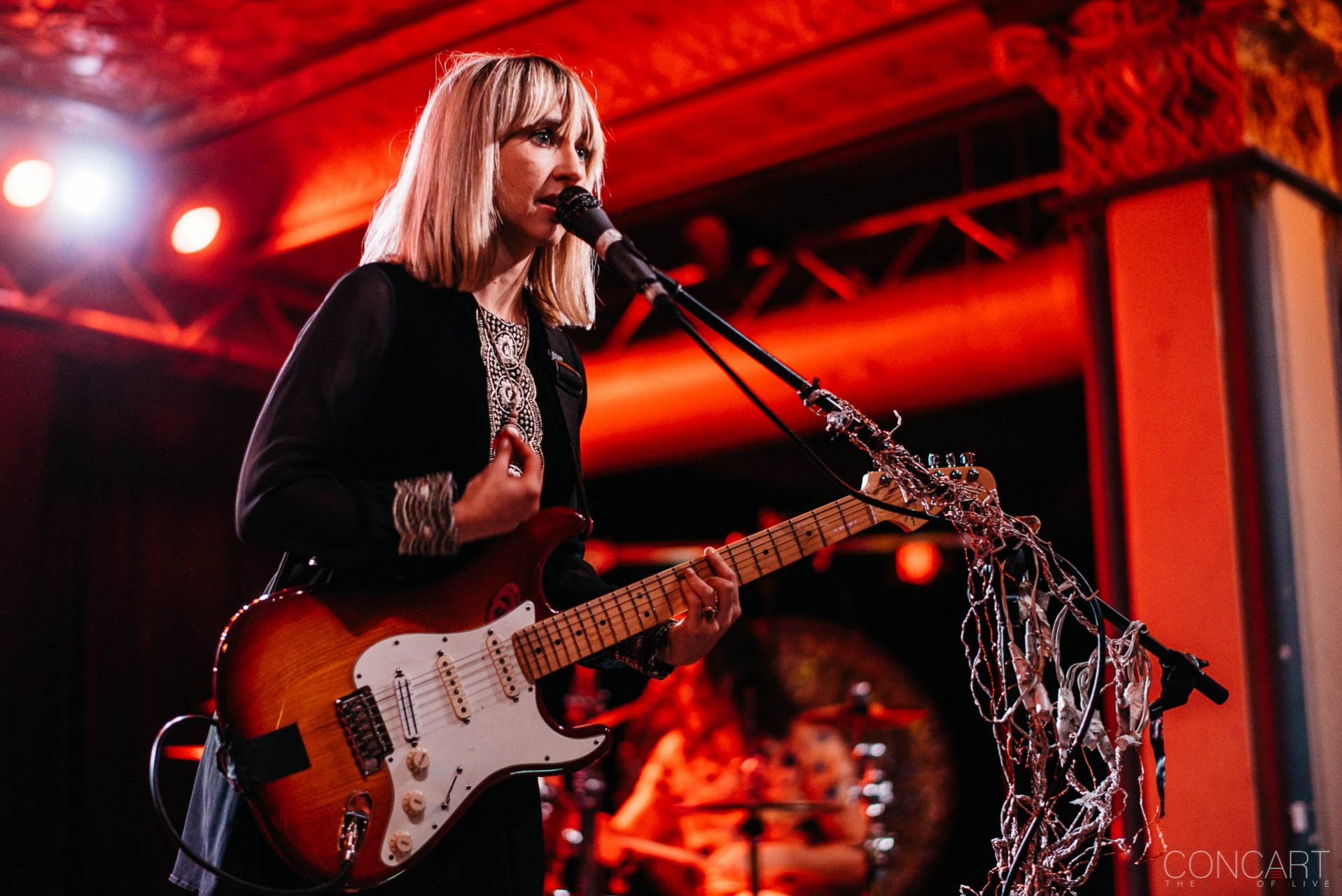 The Joy Formidable photo by Sean Molin 21