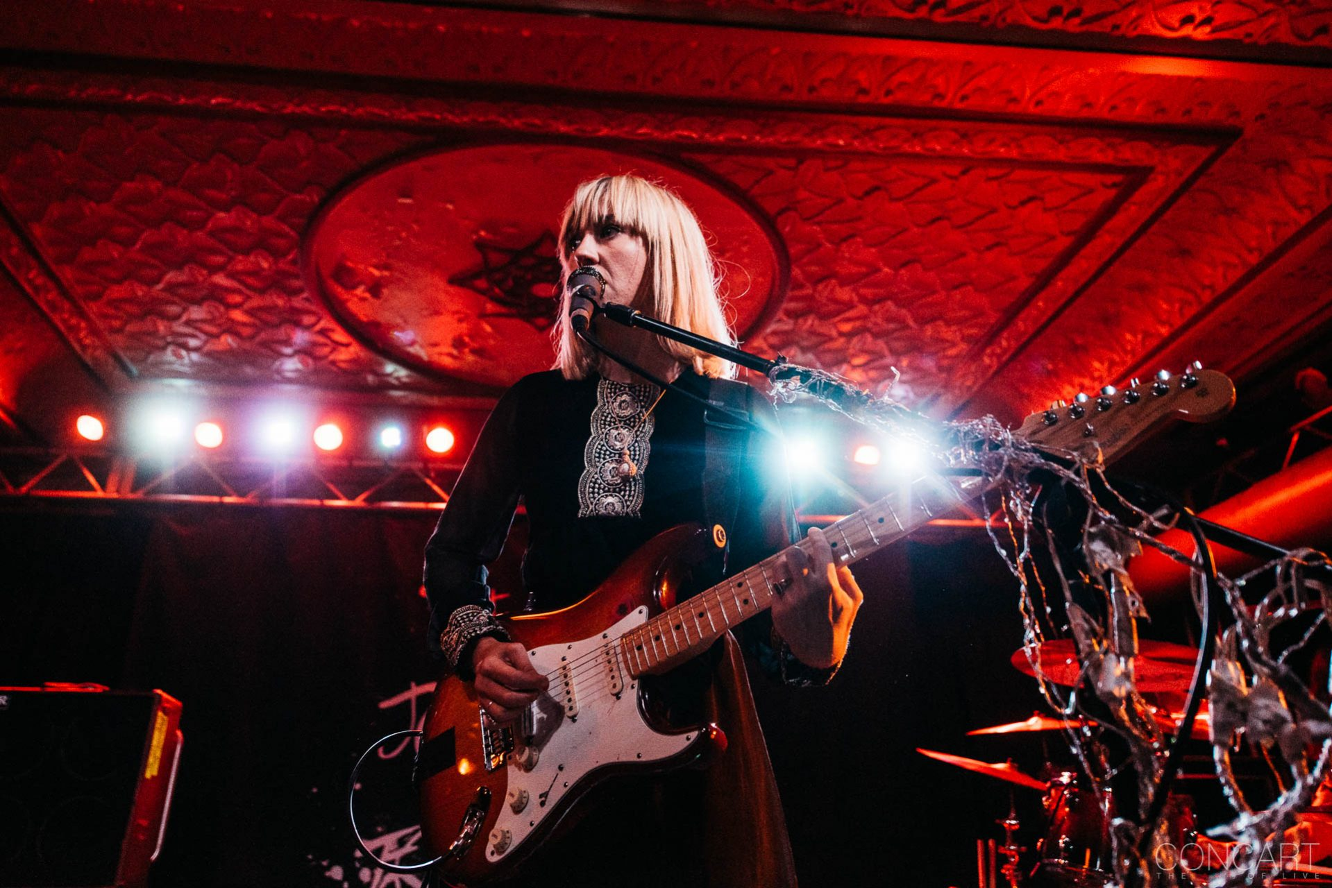 The Joy Formidable photo by Sean Molin 22
