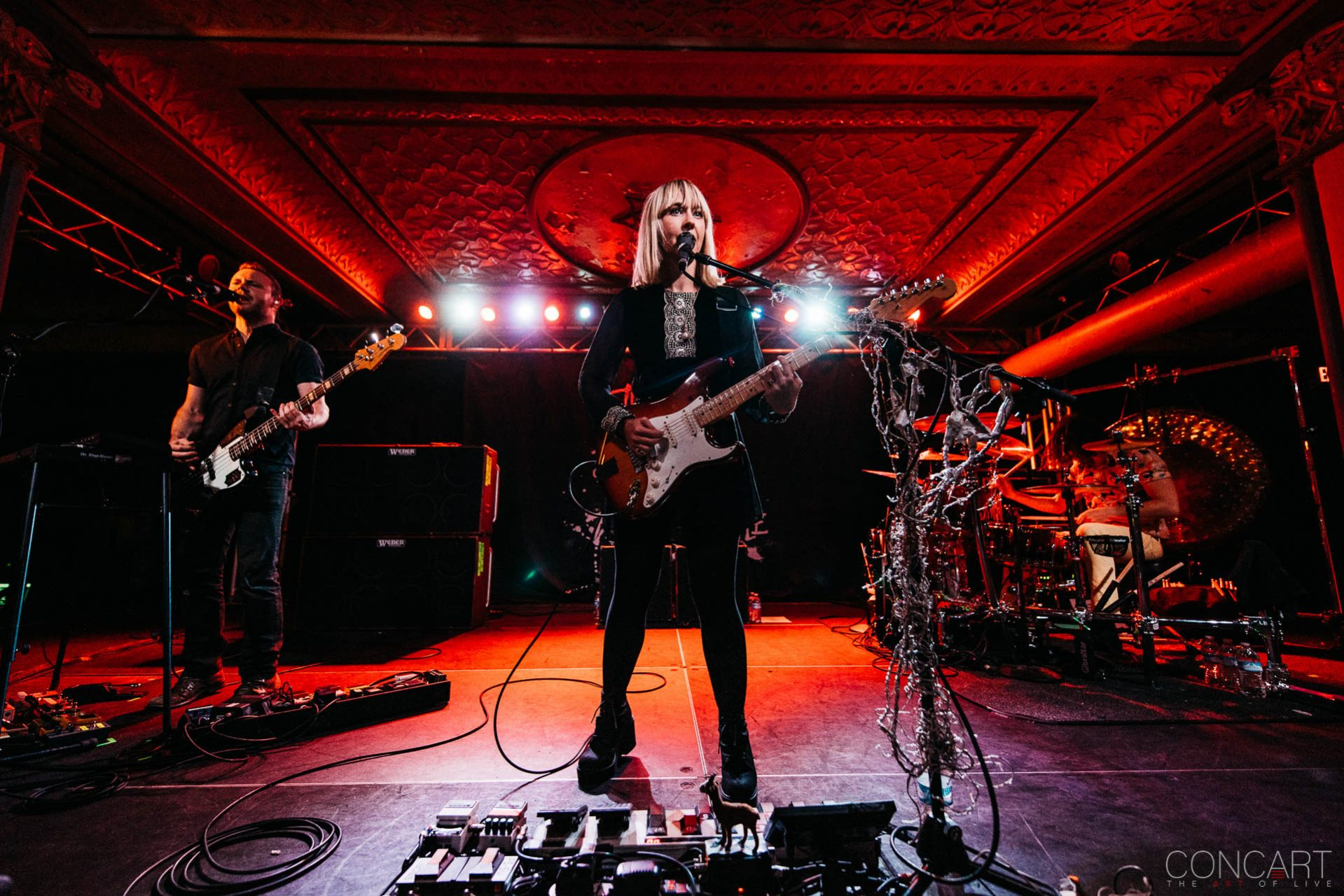 The Joy Formidable photo by Sean Molin 25