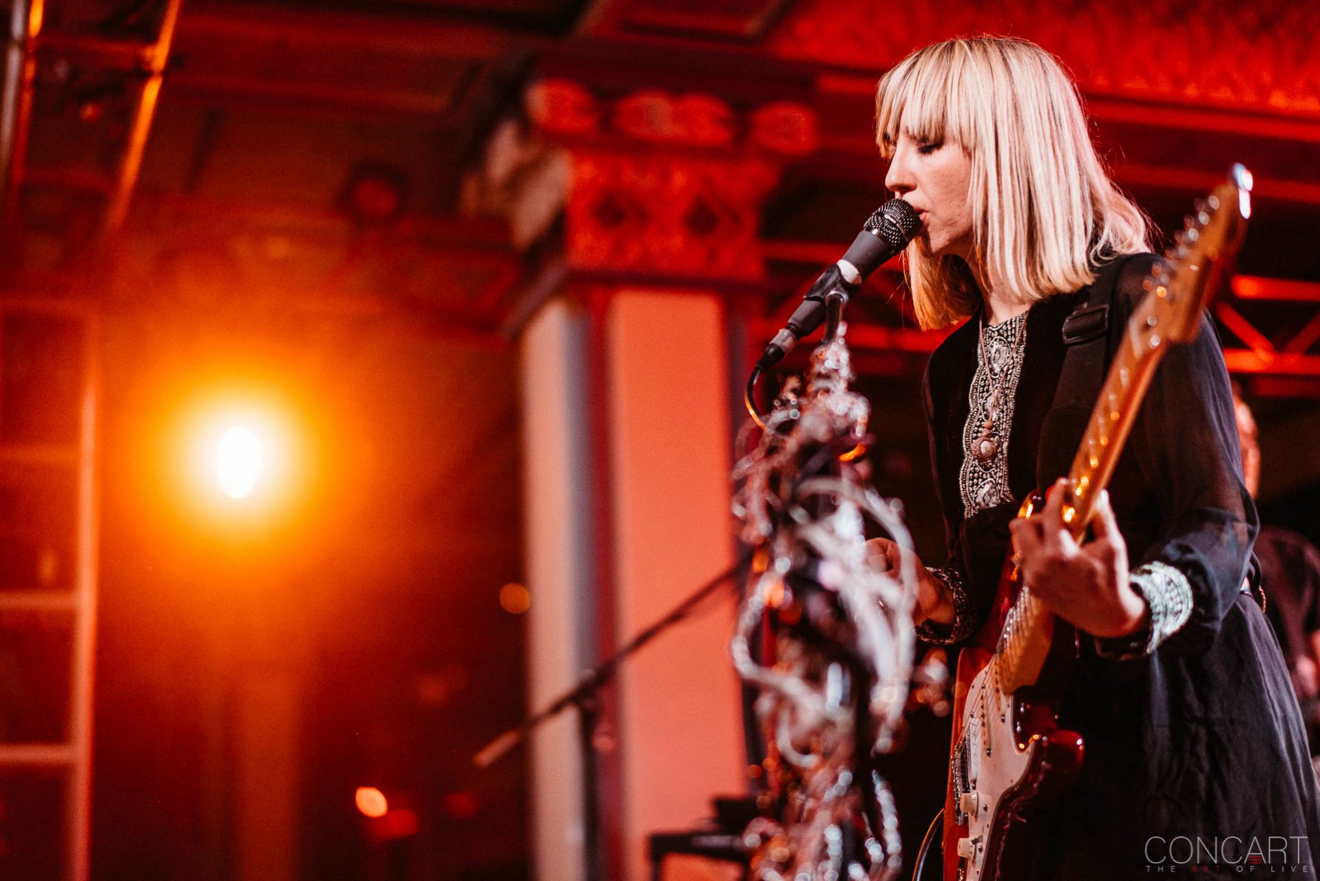 The Joy Formidable photo by Sean Molin 32