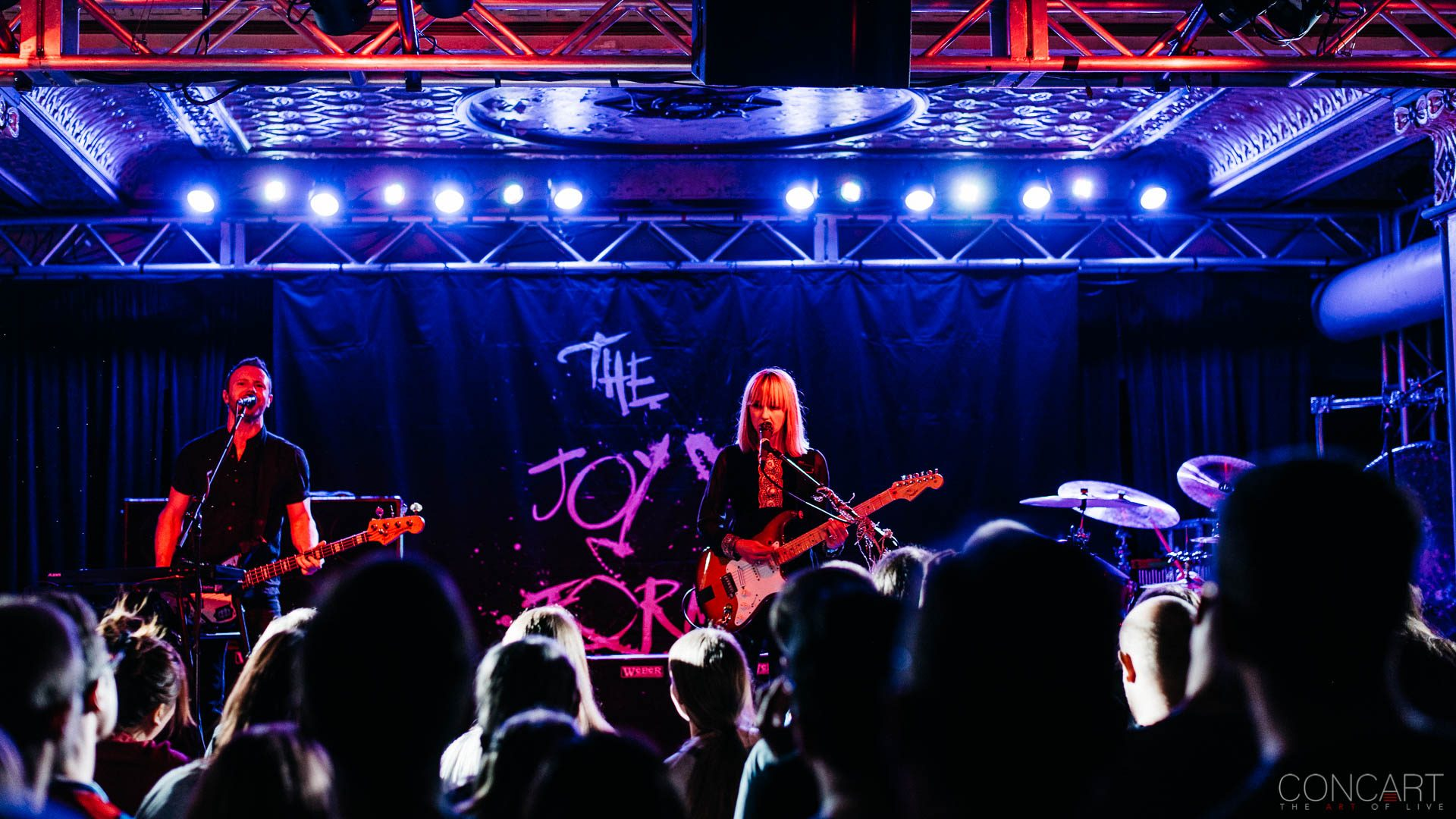 The Joy Formidable photo by Sean Molin 36