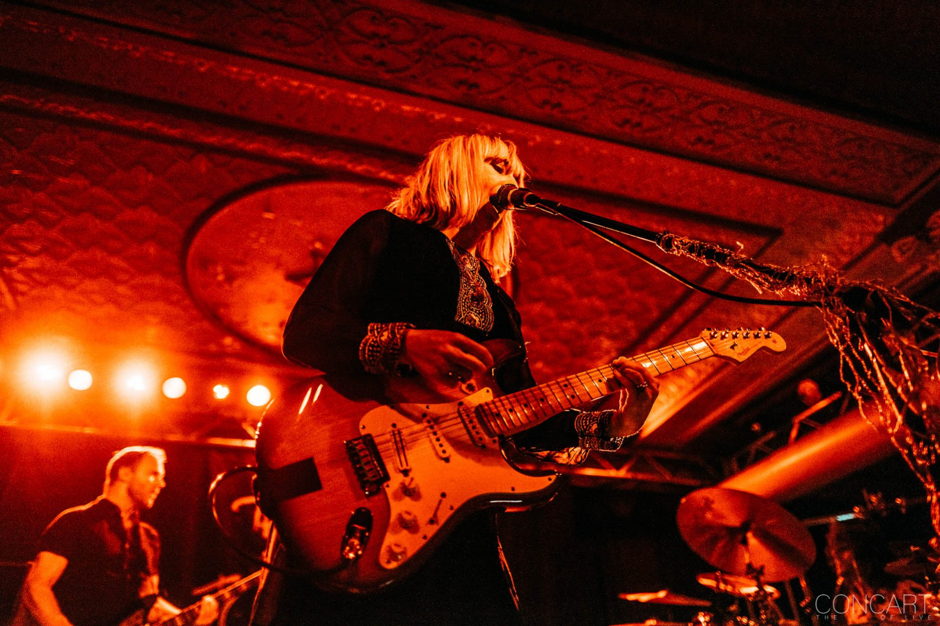 The Joy Formidable photo by Sean Molin 37