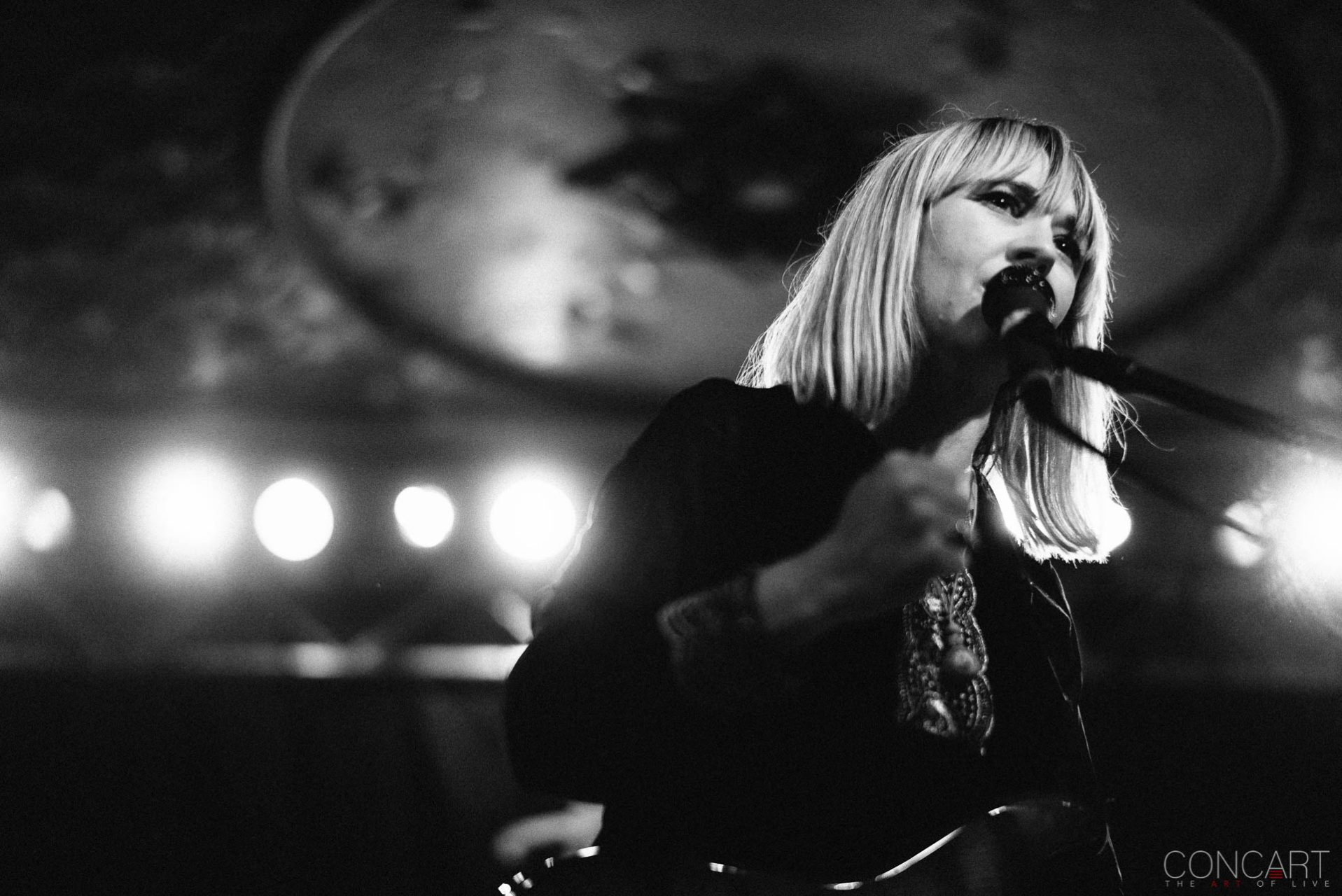 The Joy Formidable photo by Sean Molin 47