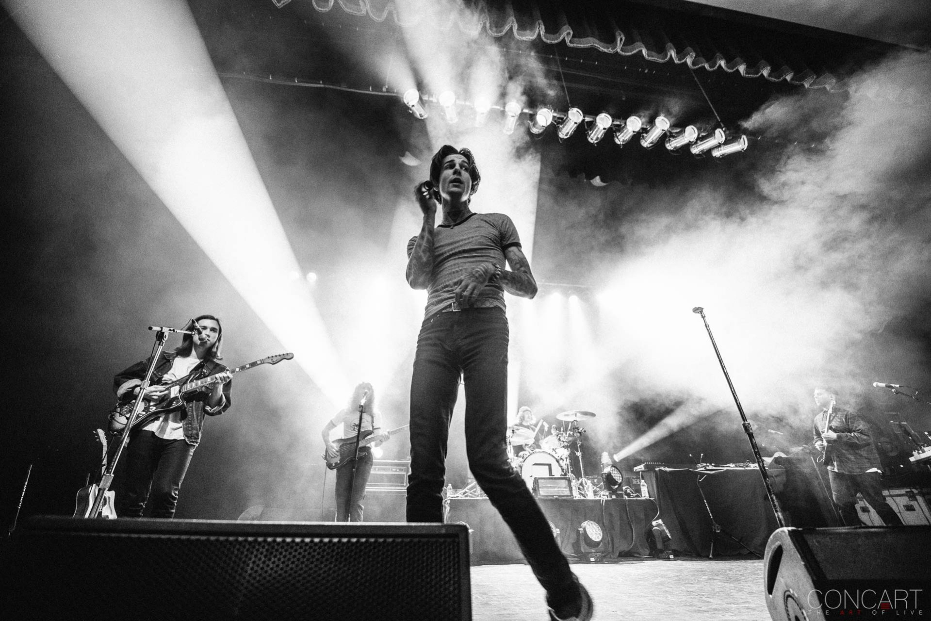 Concert Photos: The Neighbourhood @ The Egyptian Room — Indy 2016 ...