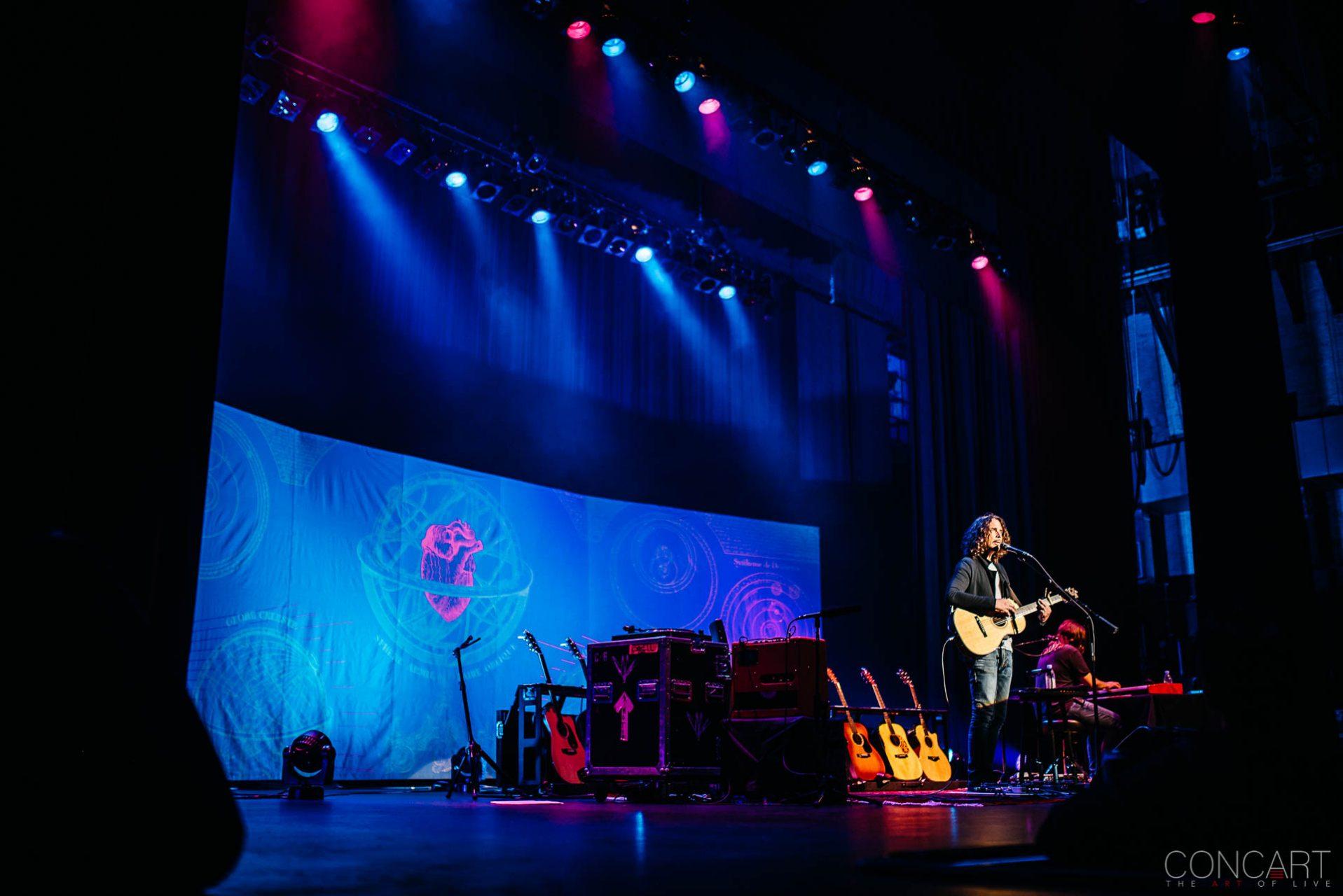 Chris Cornell photo by Sean Molin