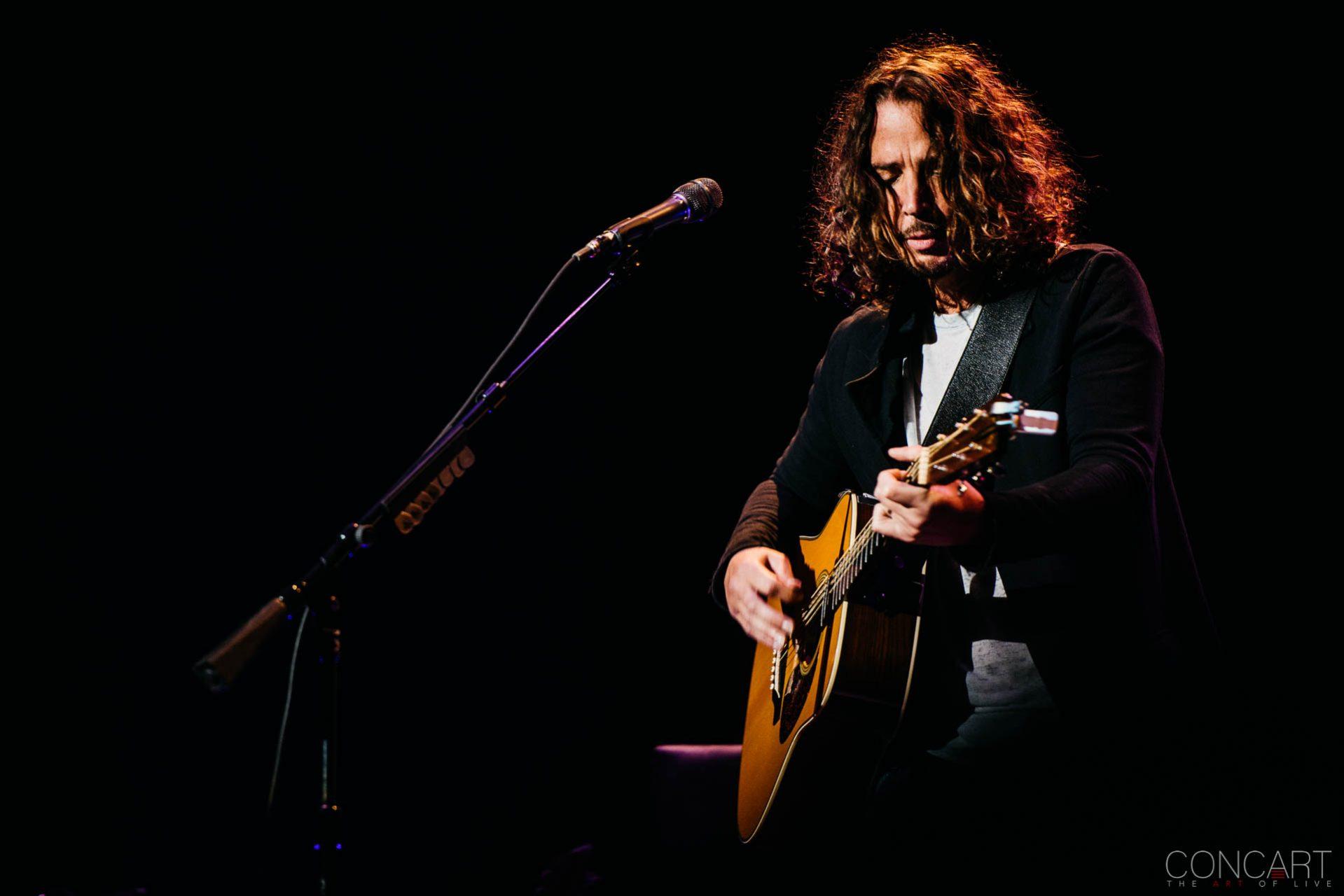 Chris Cornell photo by Sean Molin 1