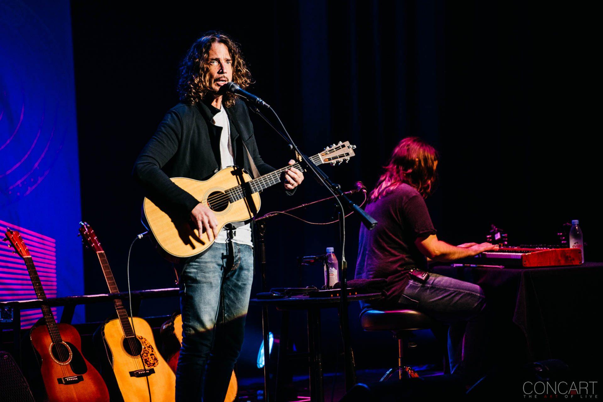 Chris Cornell photo by Sean Molin 7