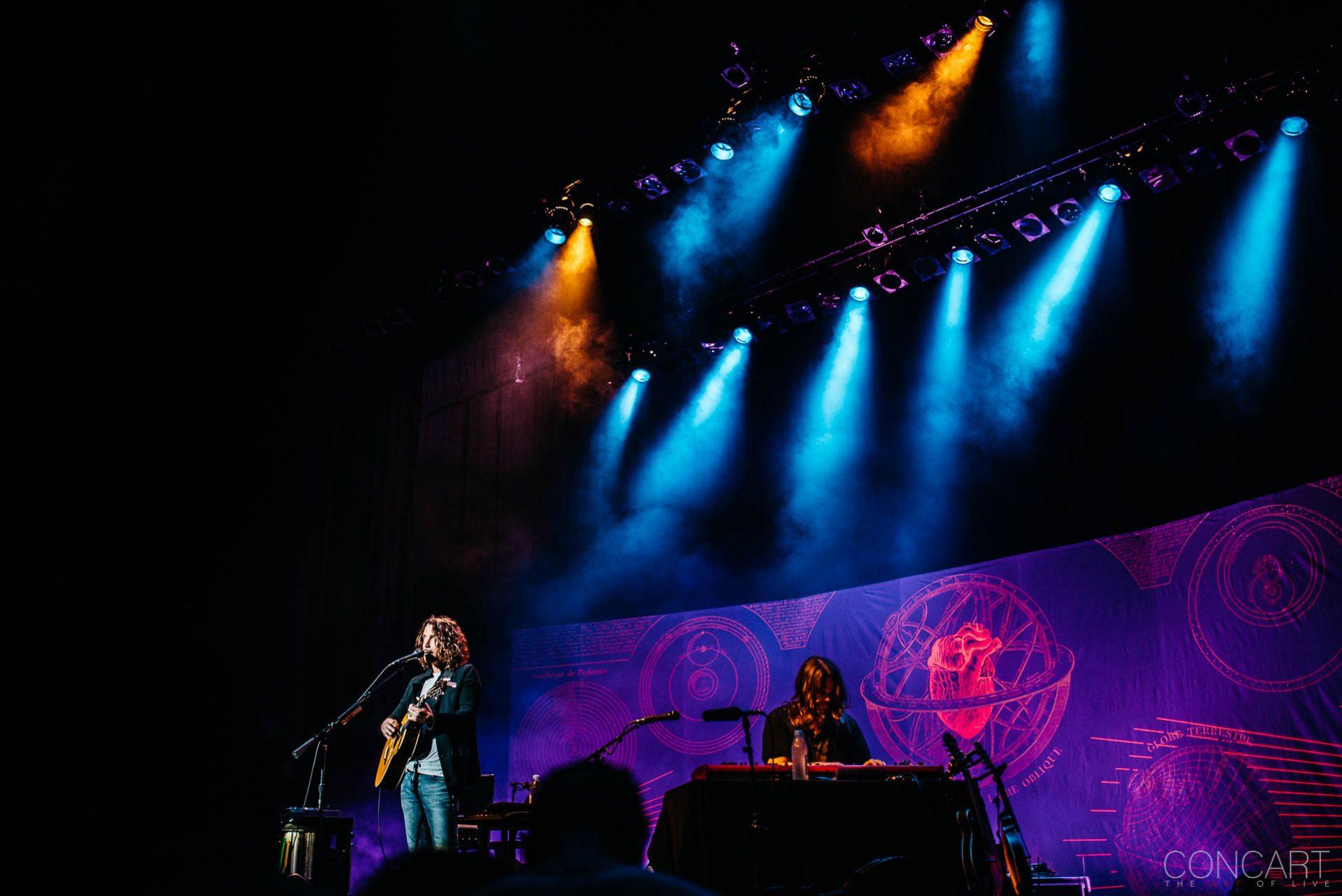 Chris Cornell photo by Sean Molin 8