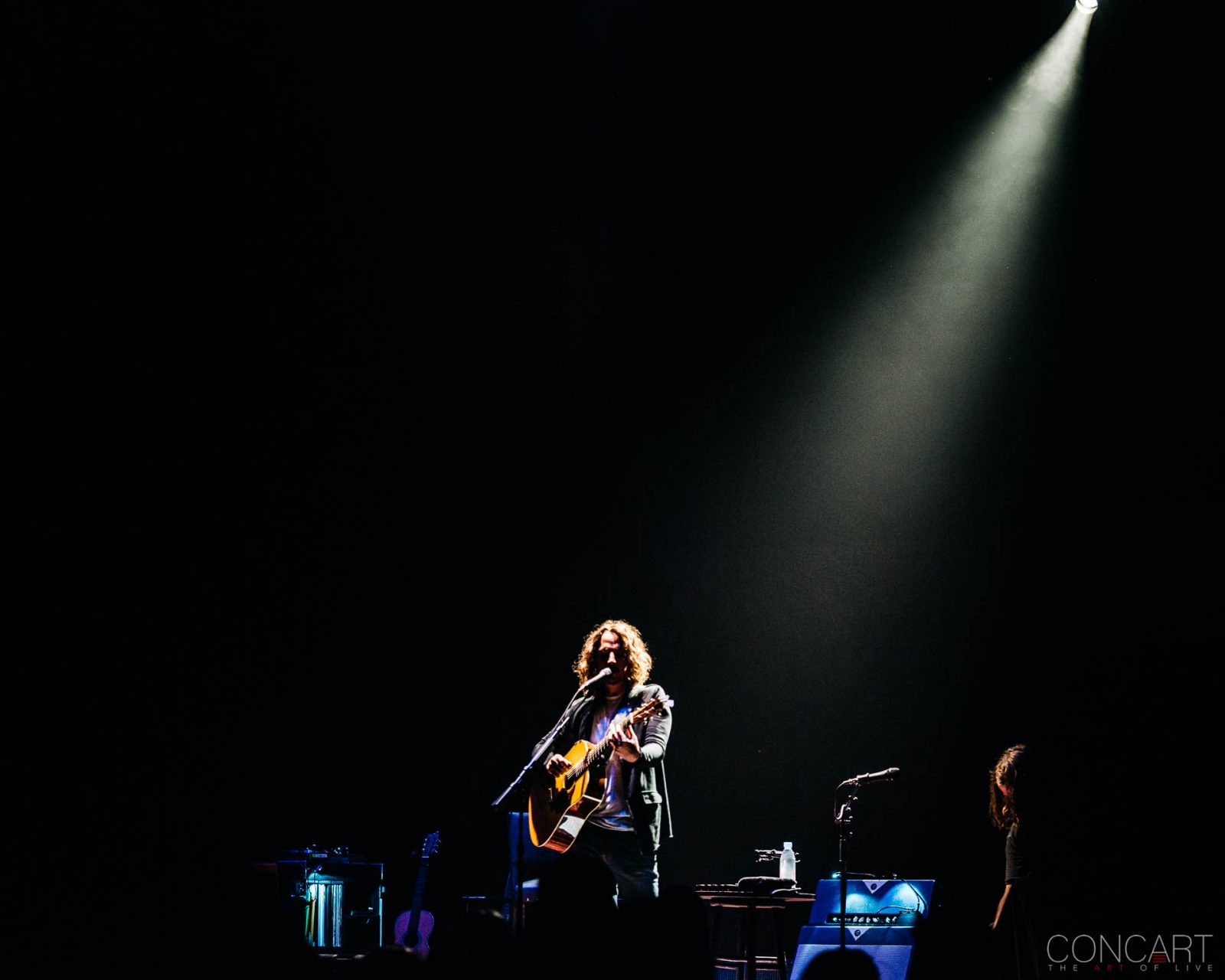 Chris Cornell photo by Sean Molin 9