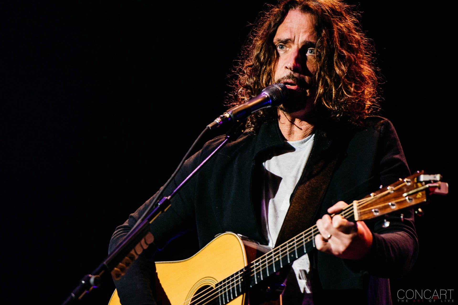 Chris Cornell photo by Sean Molin 21