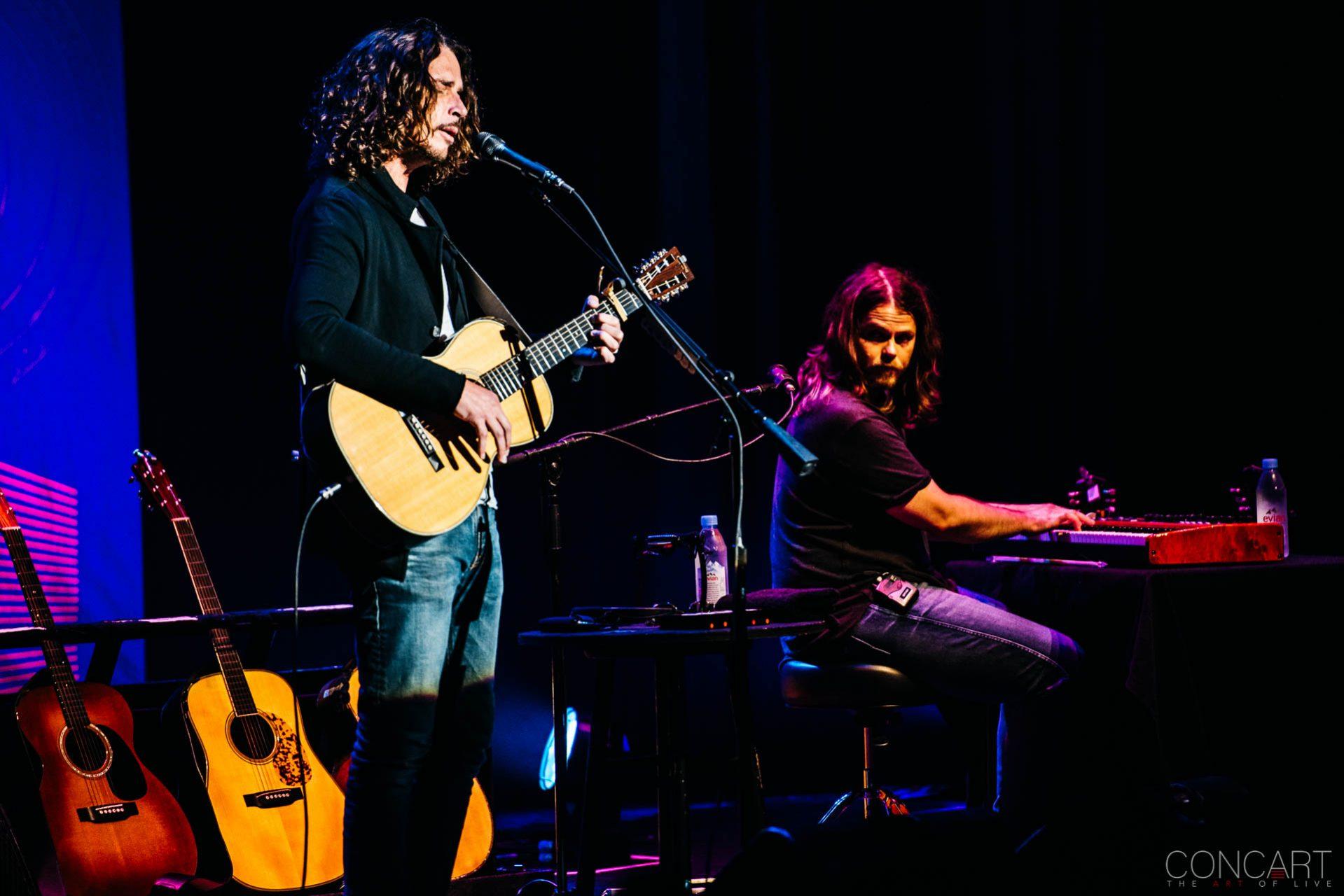 Chris Cornell photo by Sean Molin 22