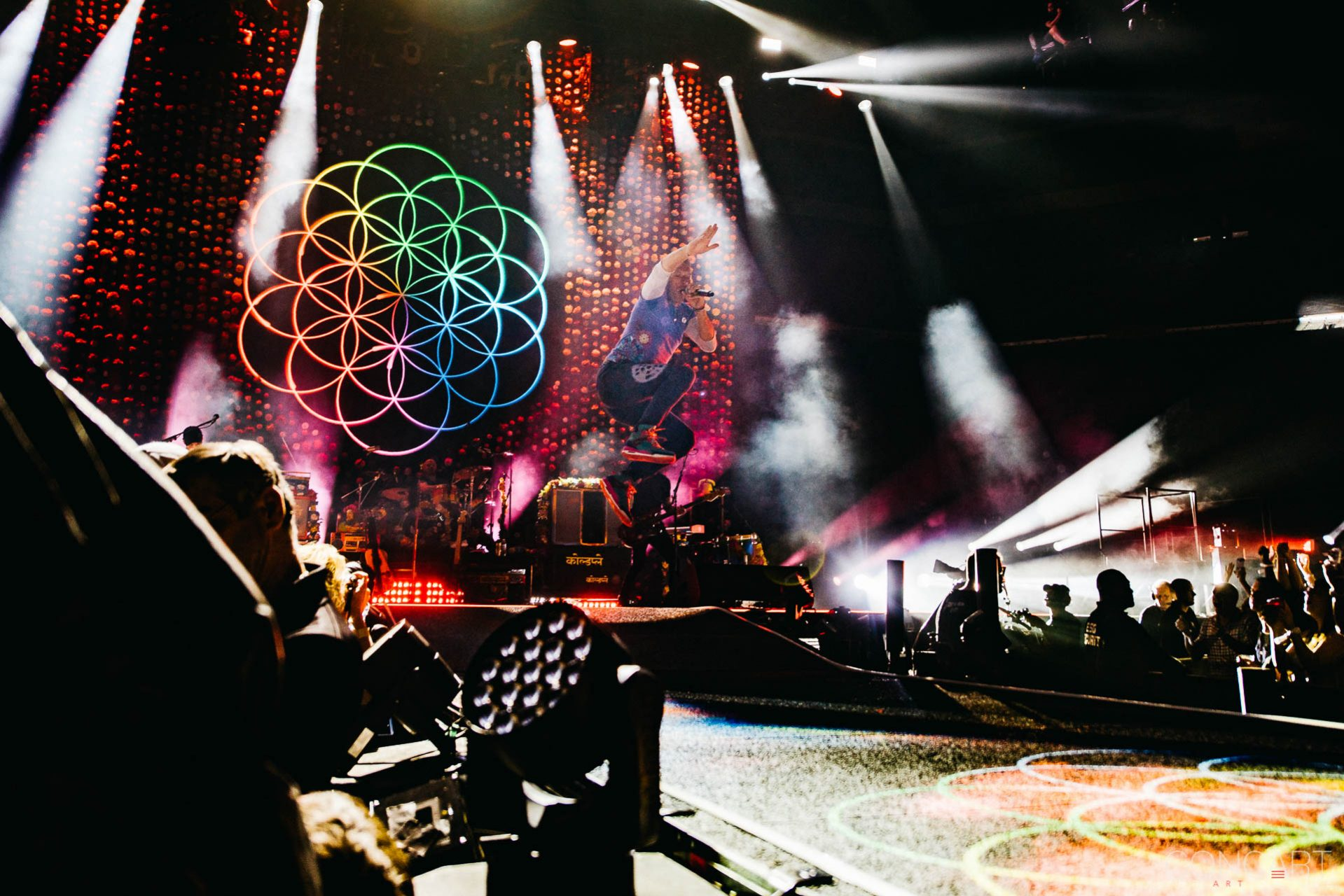 Coldplay photo by Sean Molin 2