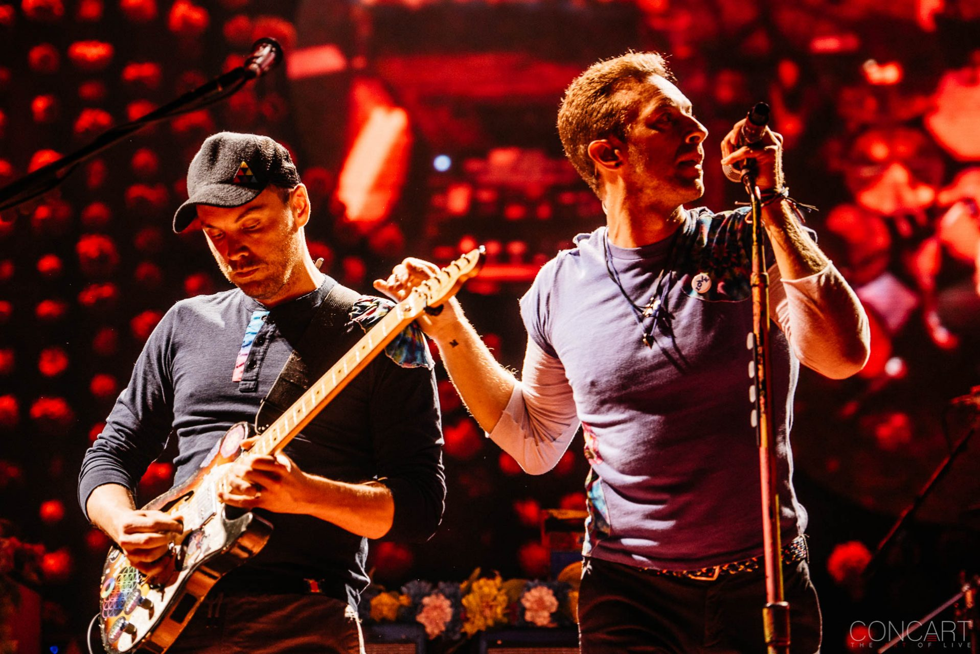 Coldplay photo by Sean Molin 4