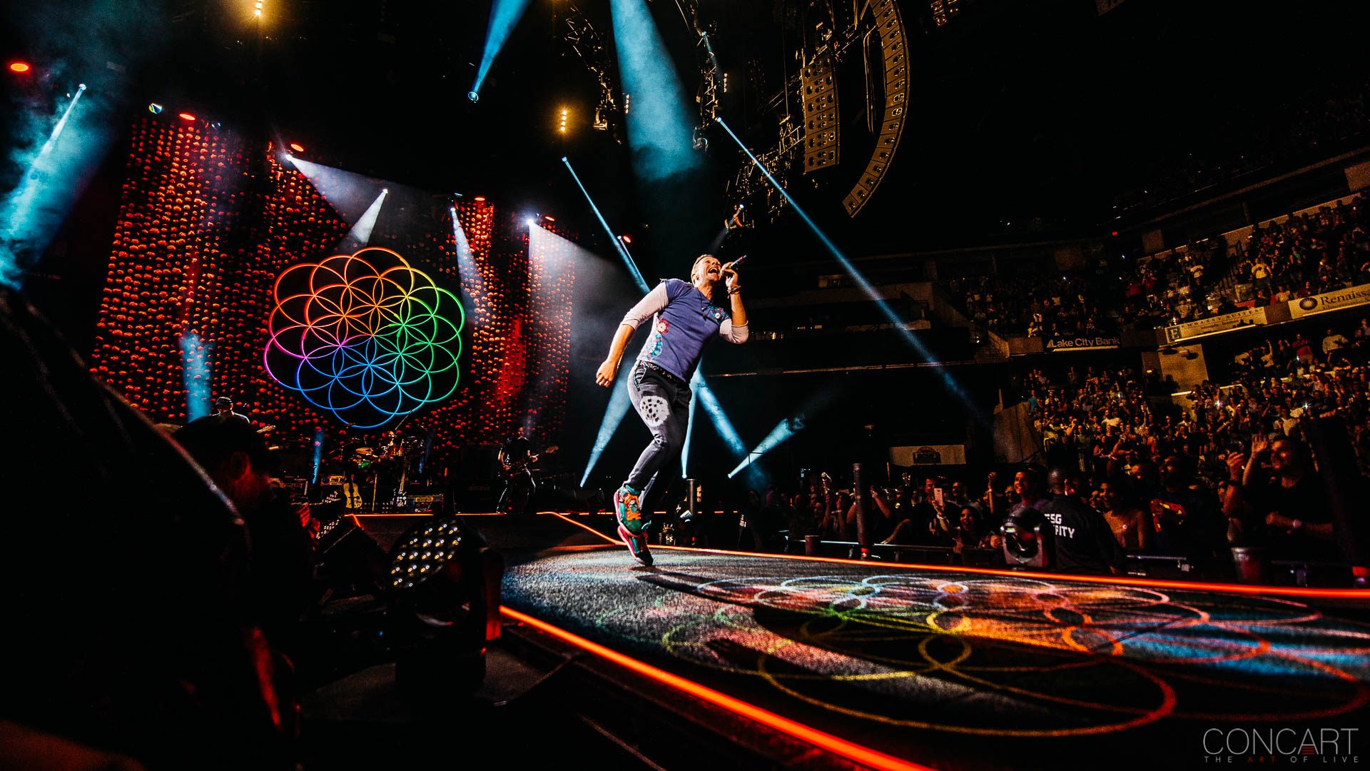 Coldplay photo by Sean Molin 7