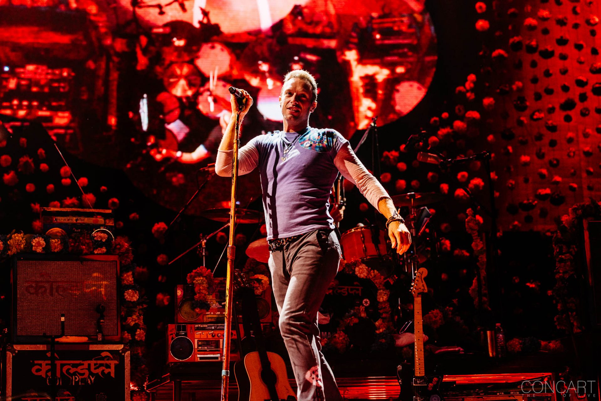 Coldplay photo by Sean Molin 8