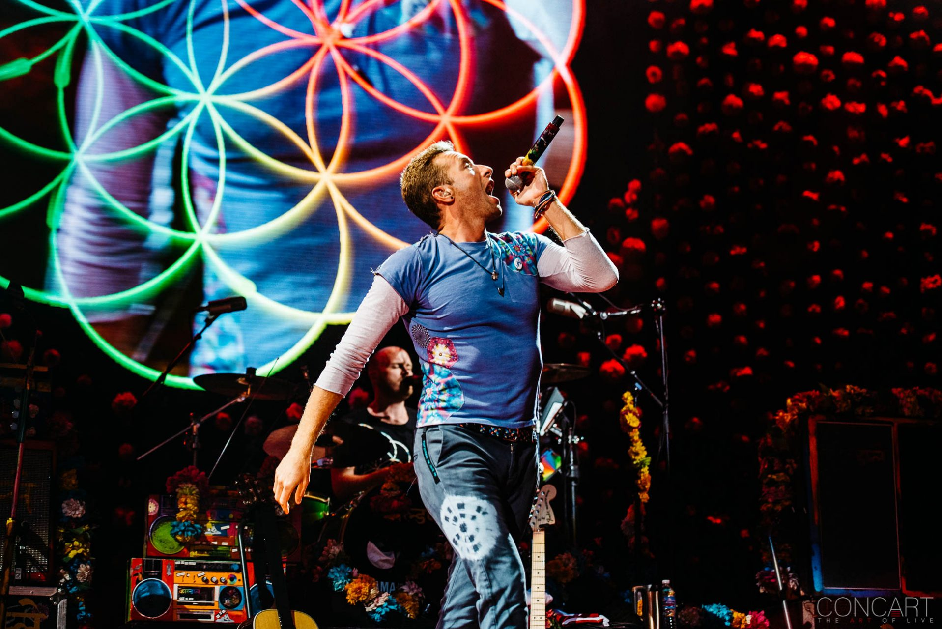 Coldplay photo by Sean Molin 11