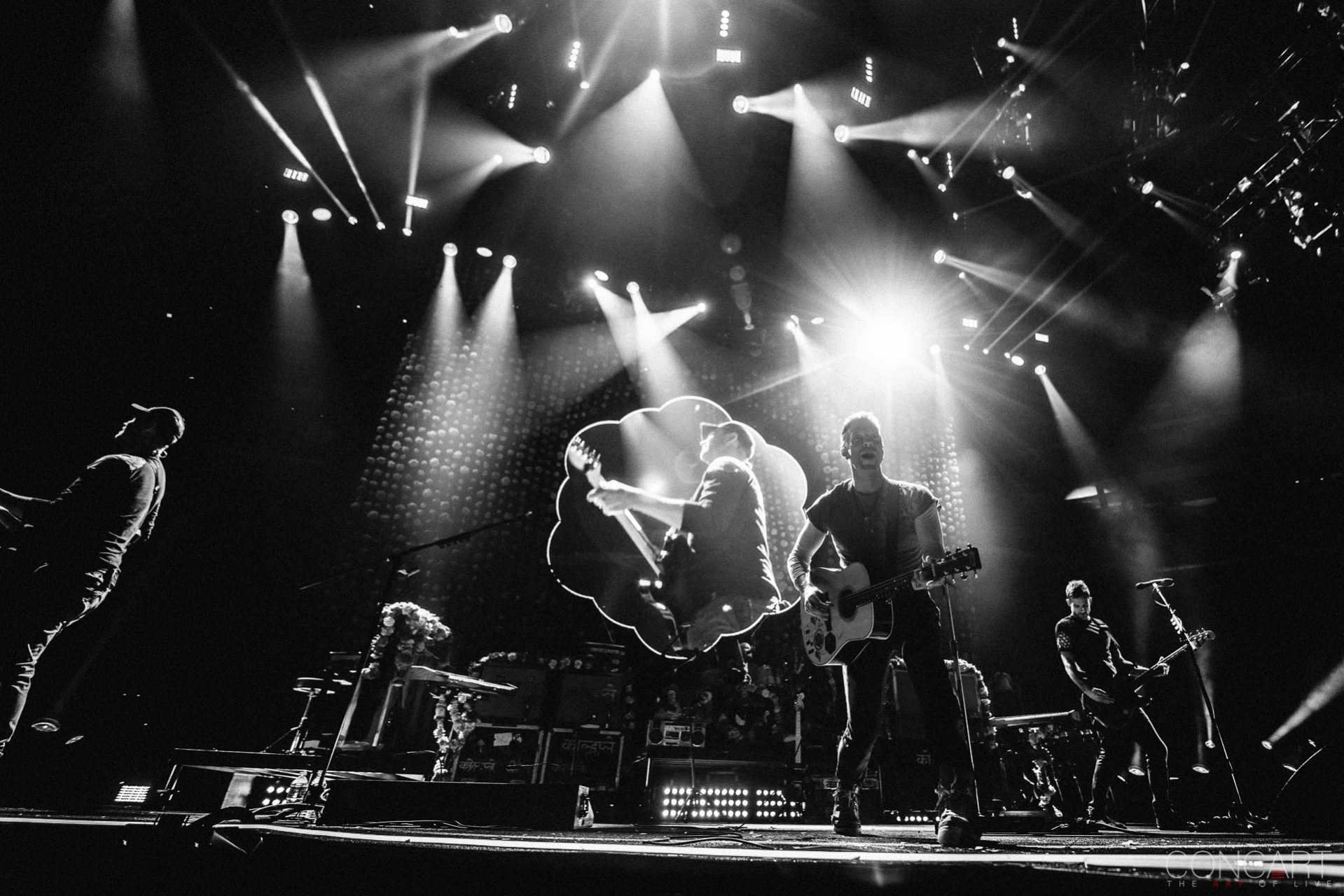 Coldplay photo by Sean Molin 25