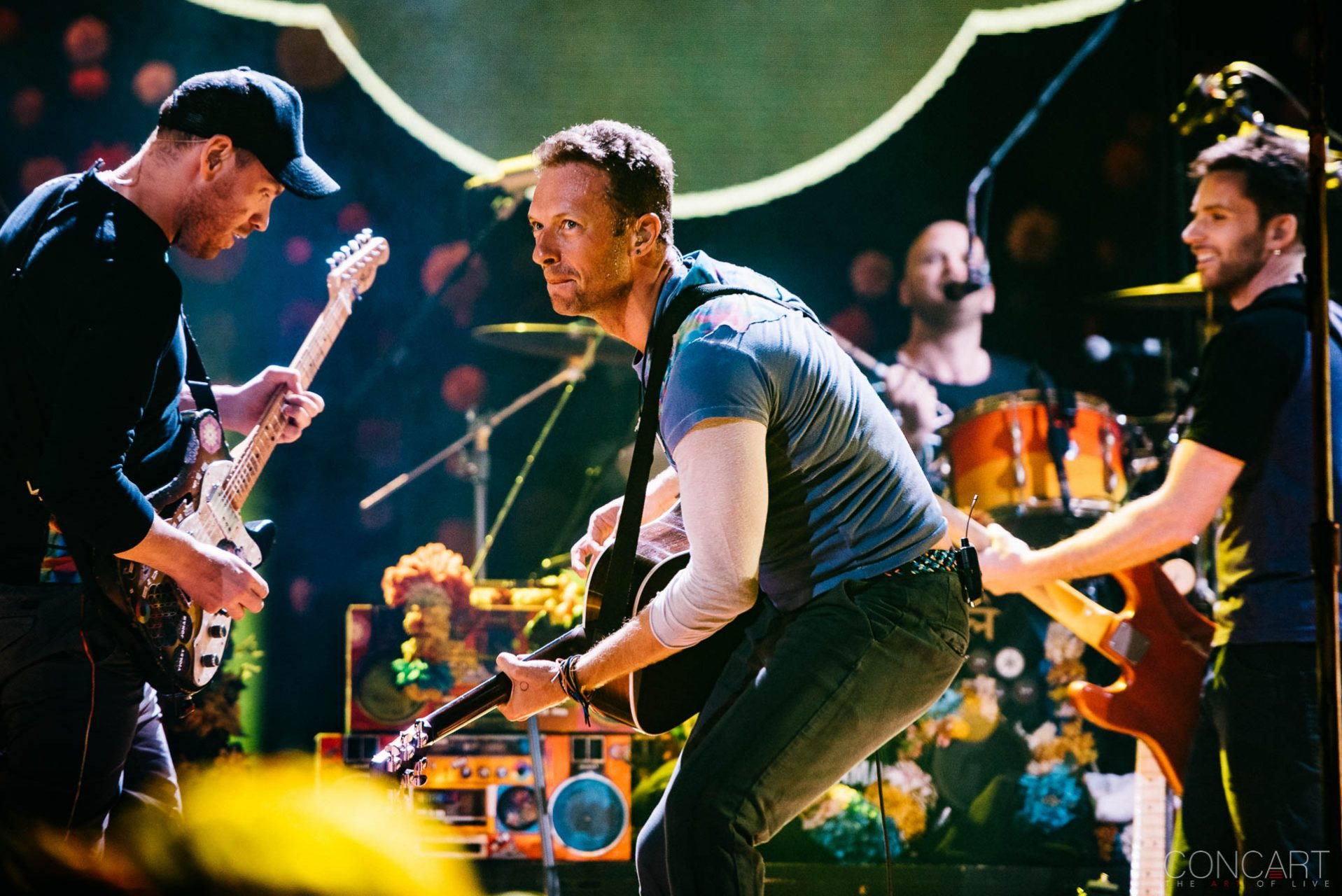 Coldplay photo by Sean Molin 33
