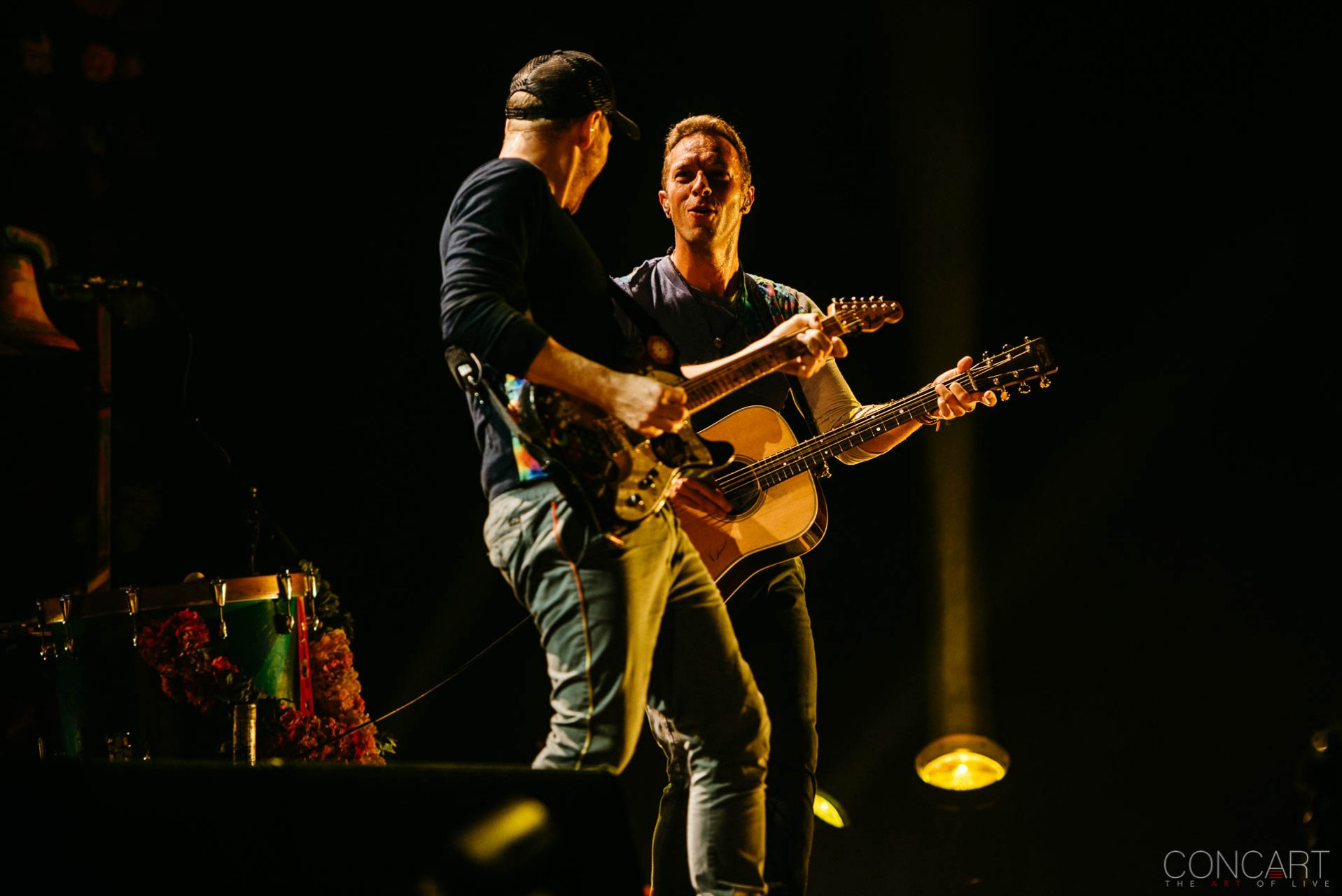 Coldplay photo by Sean Molin 37