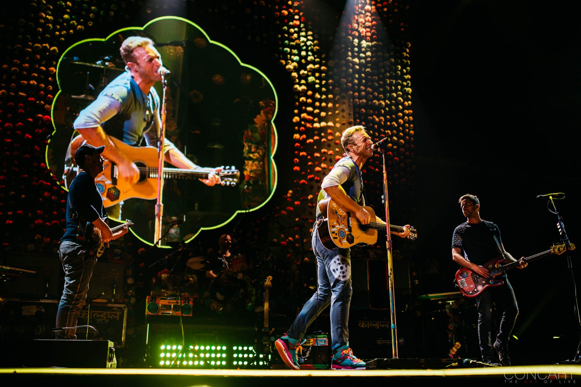 Coldplay photo by Sean Molin 40