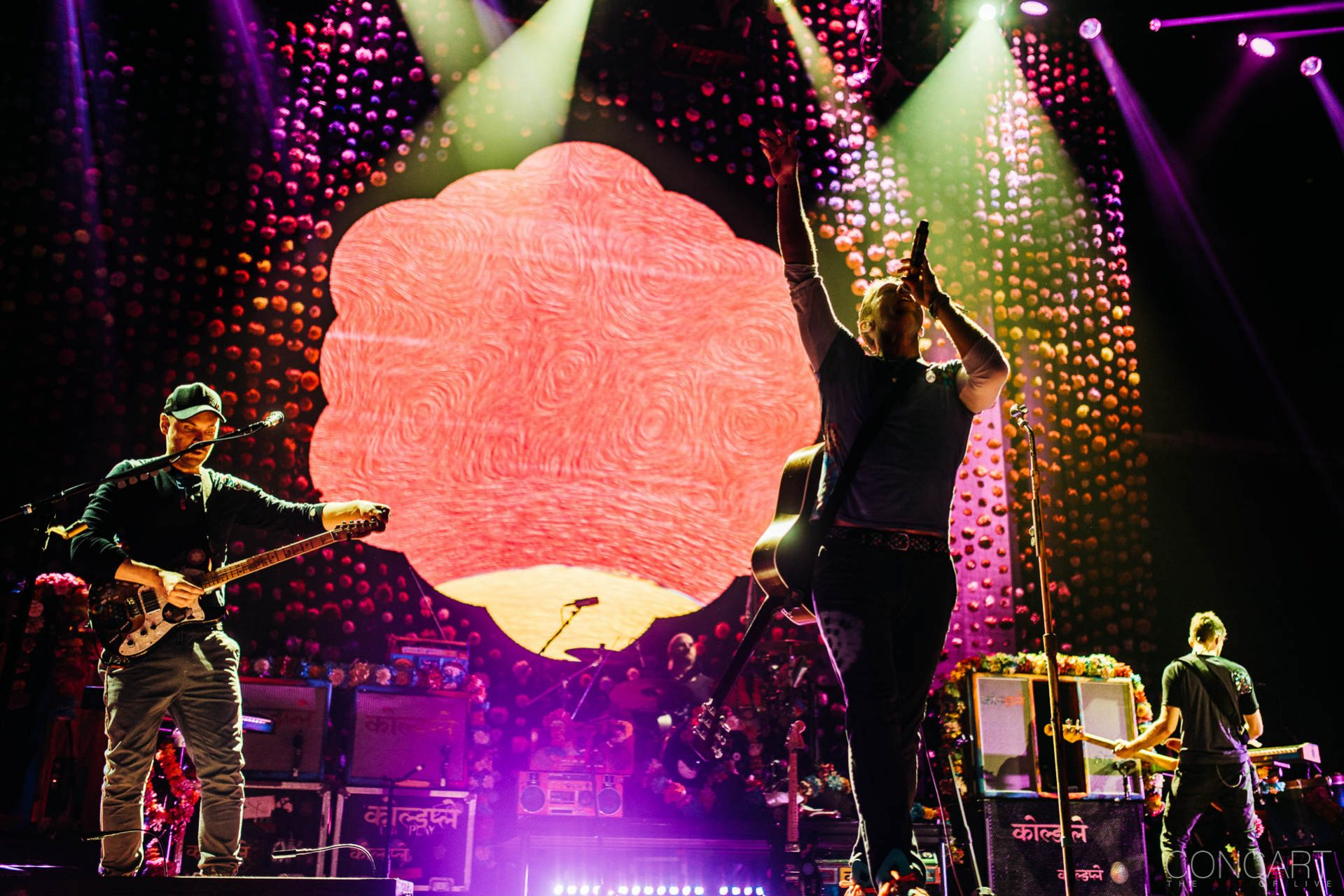 Coldplay photo by Sean Molin 43