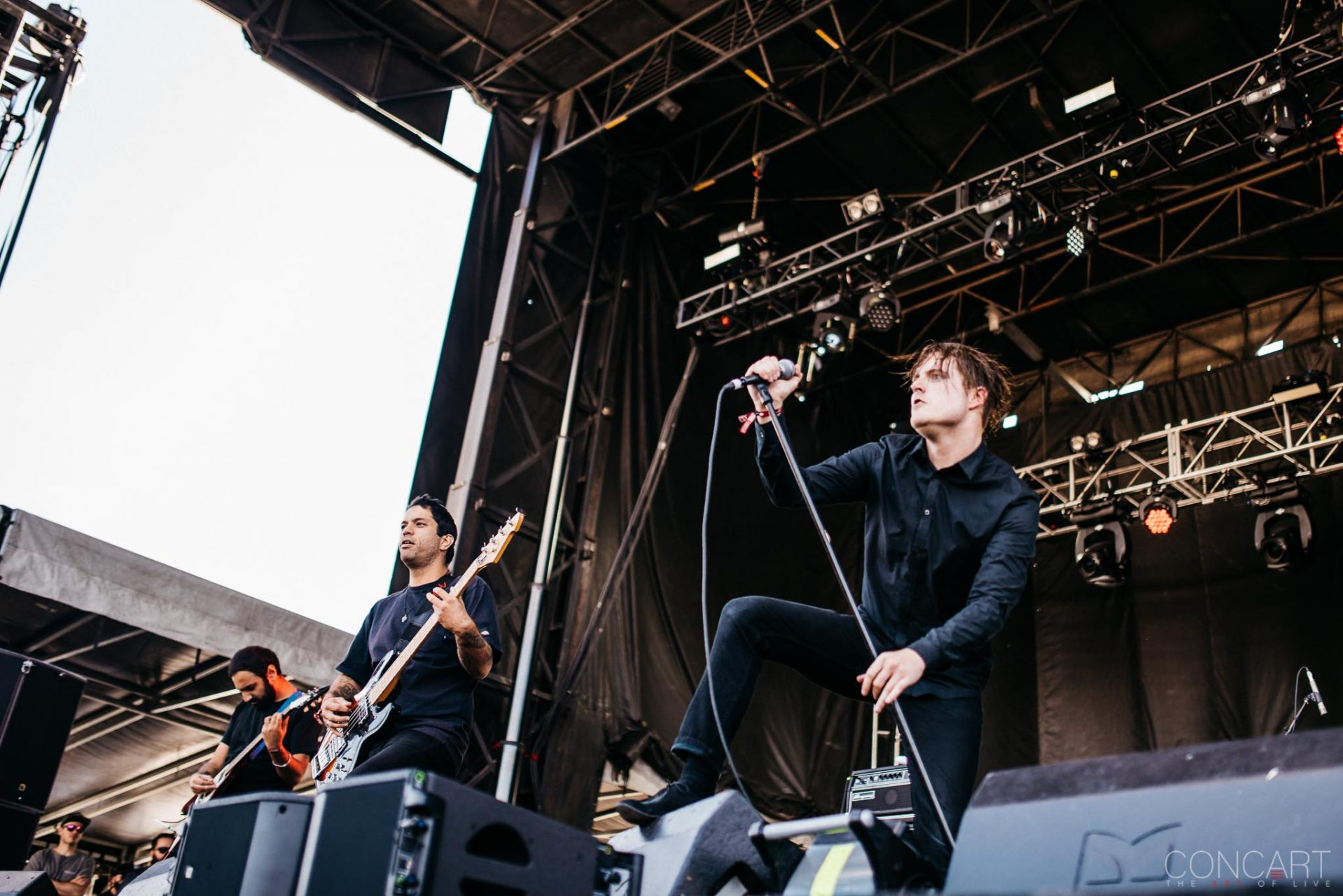 Deafheaven photo by Sean Molin 9