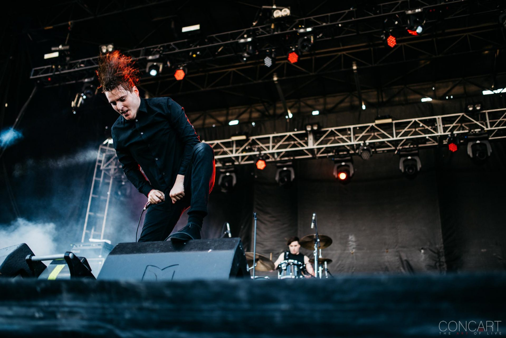 Deafheaven photo by Sean Molin 11