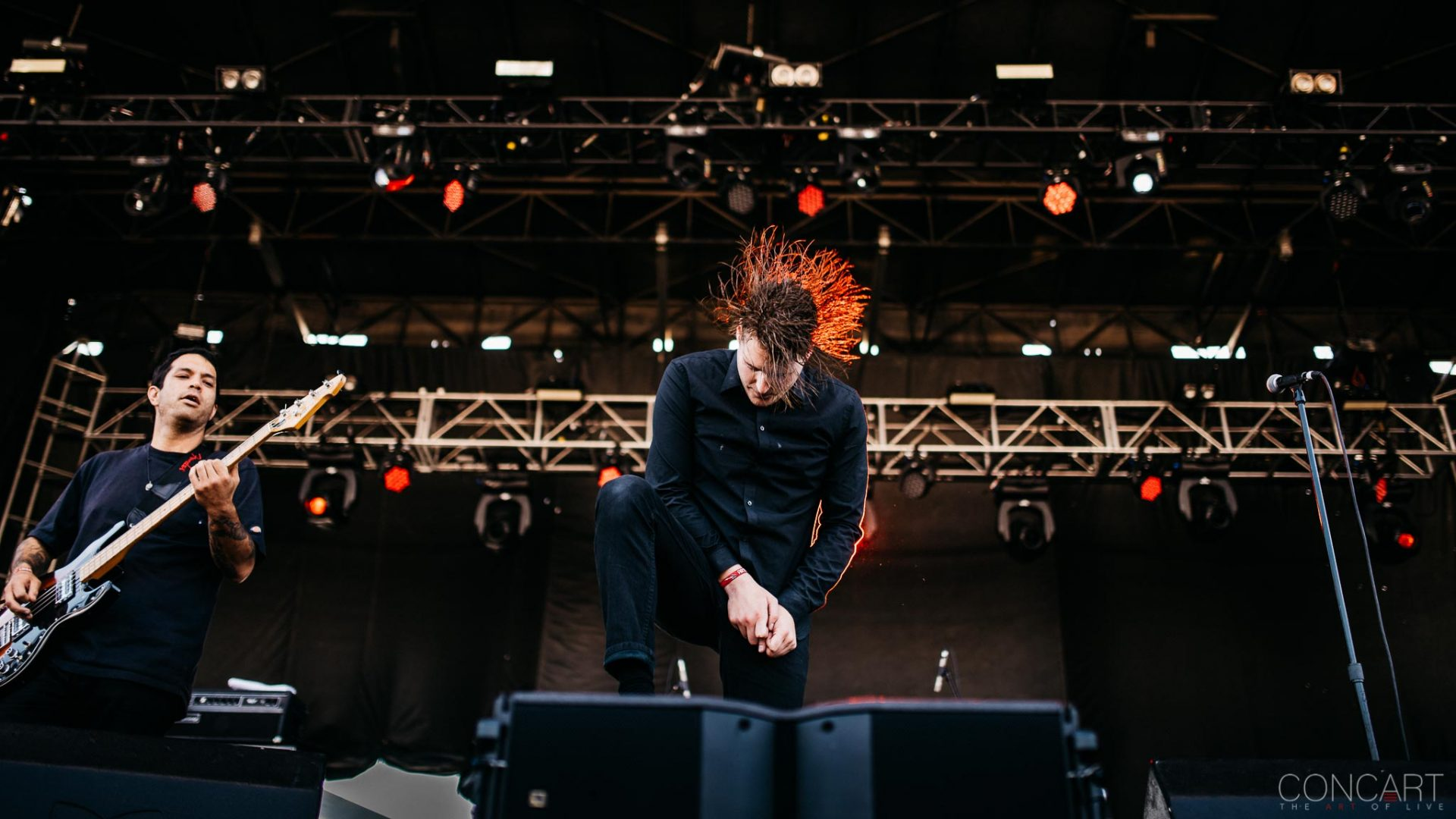 Deafheaven photo by Sean Molin 17